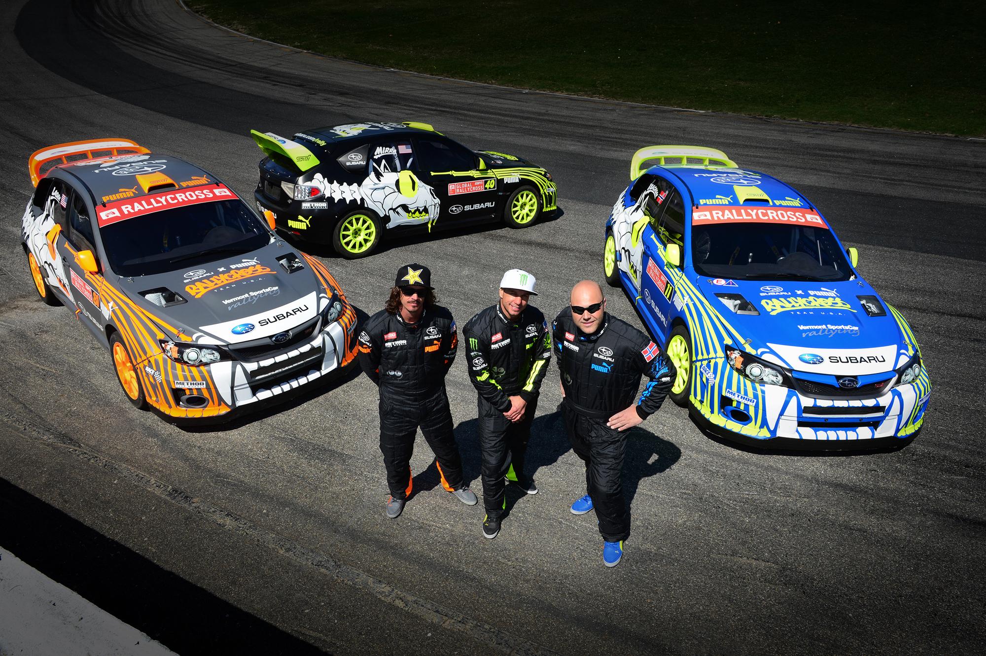Subaru Joins Global RallyCross Championship At Barcelona
