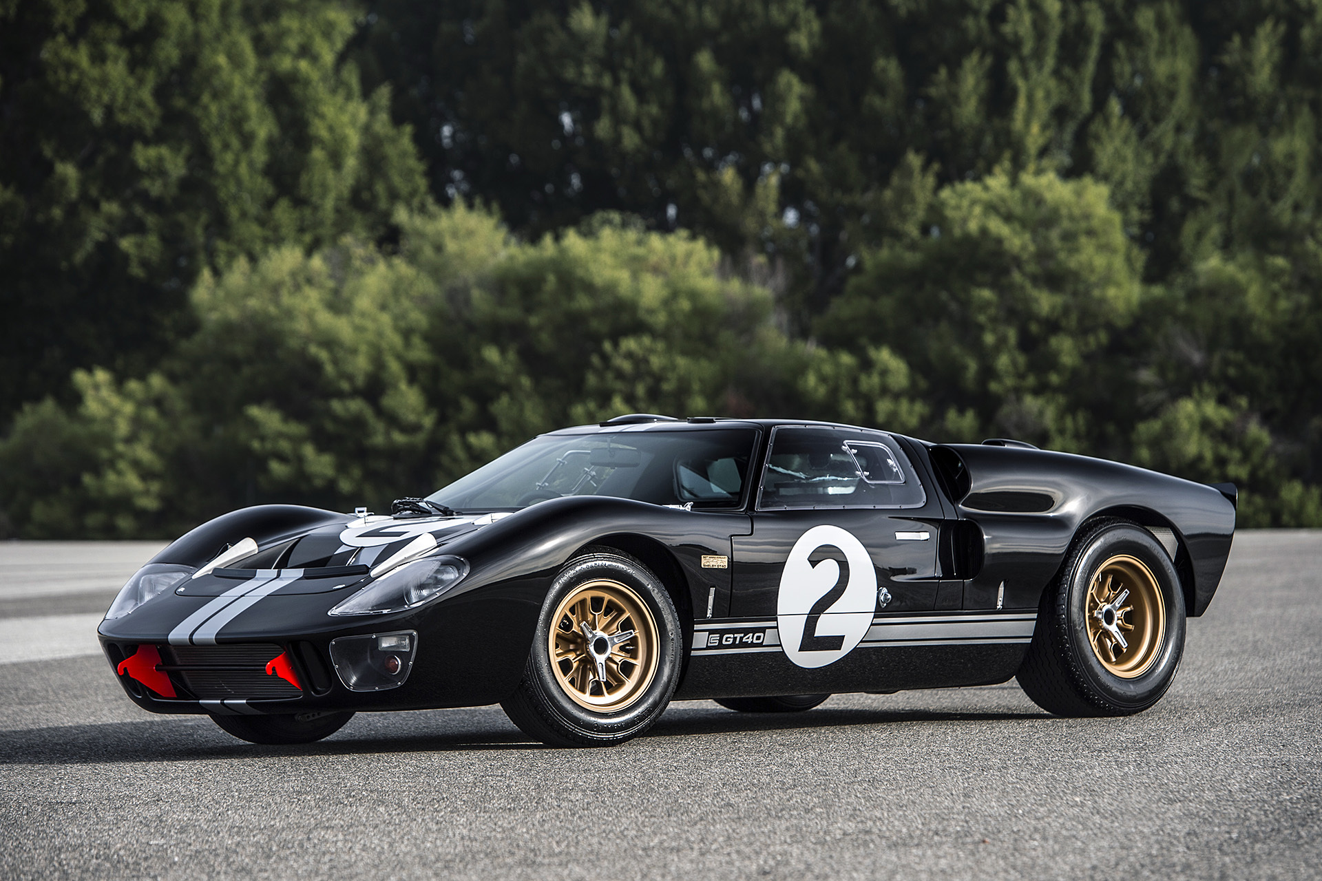 Challenger 2017 >> Superformance Launches 50th Anniversary Ford GT40