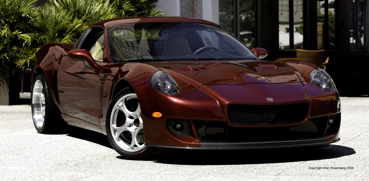 Sv Motor Company S New Corvette Based 9 Competizione Unveiled