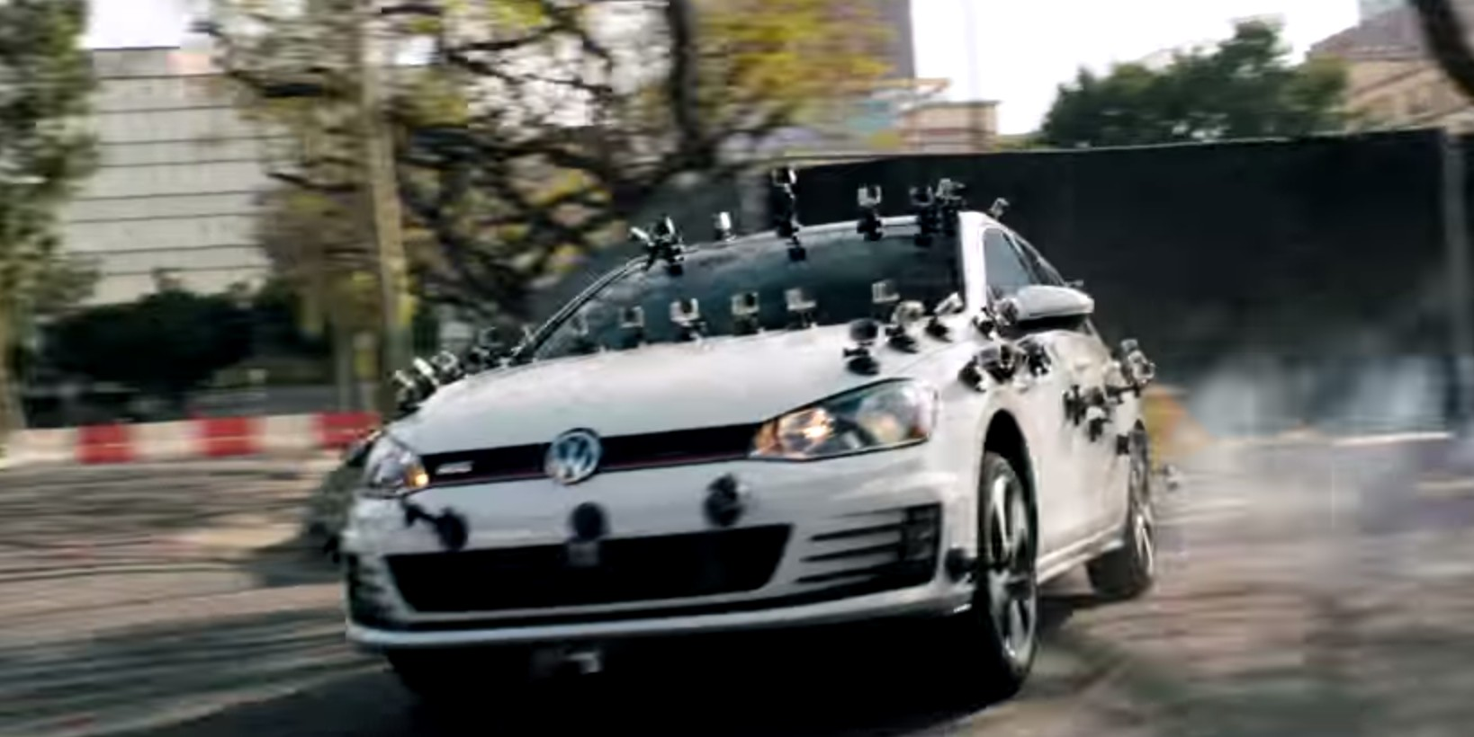 Choose Your Own Vw Gti Adventure With Tanner Foust Amp Gopro