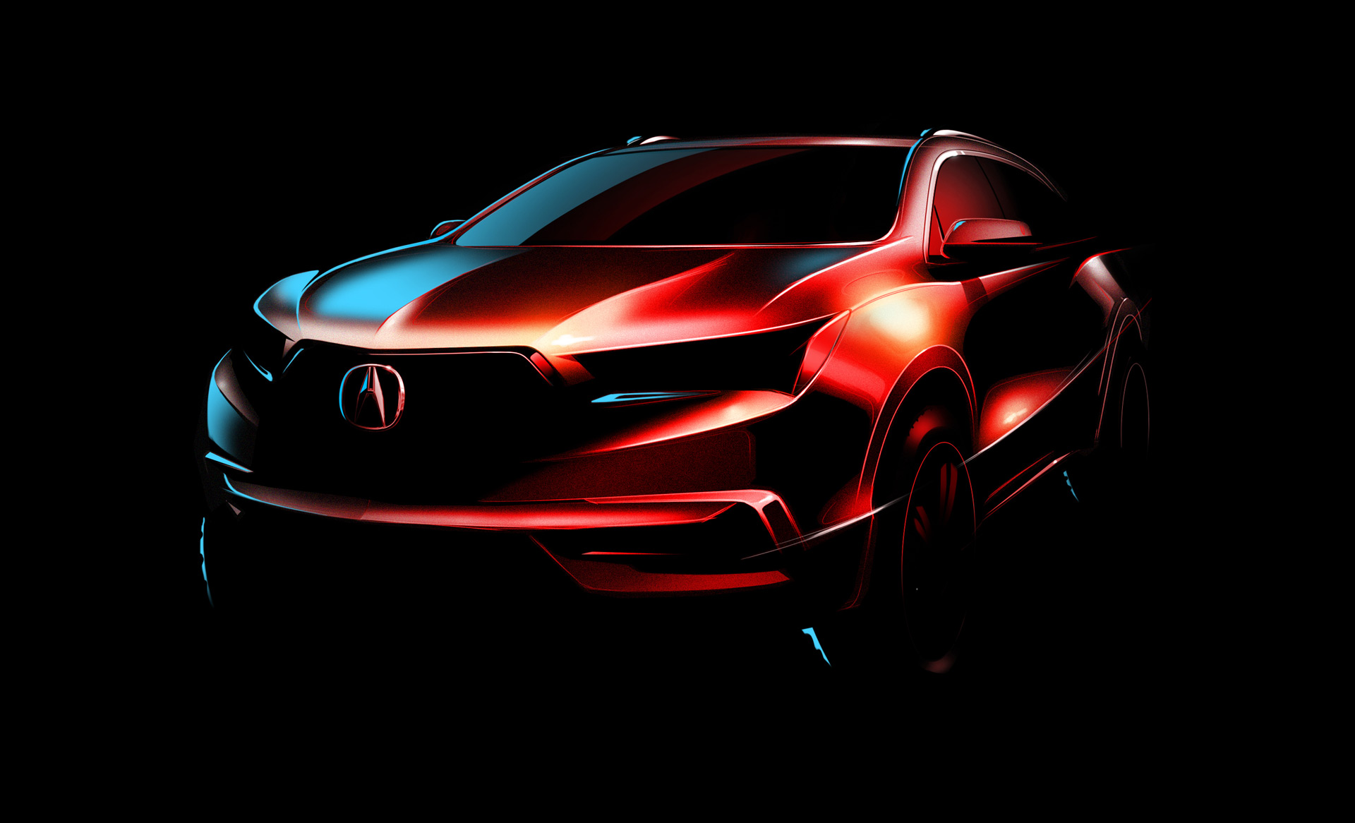 Acura Cdx as well Acura Rlx additionally Acura Rlx in addition New Honda Cr V further Acura Mdx Sh Awd Front Interior. on acura mdx 2016 2017 redesign