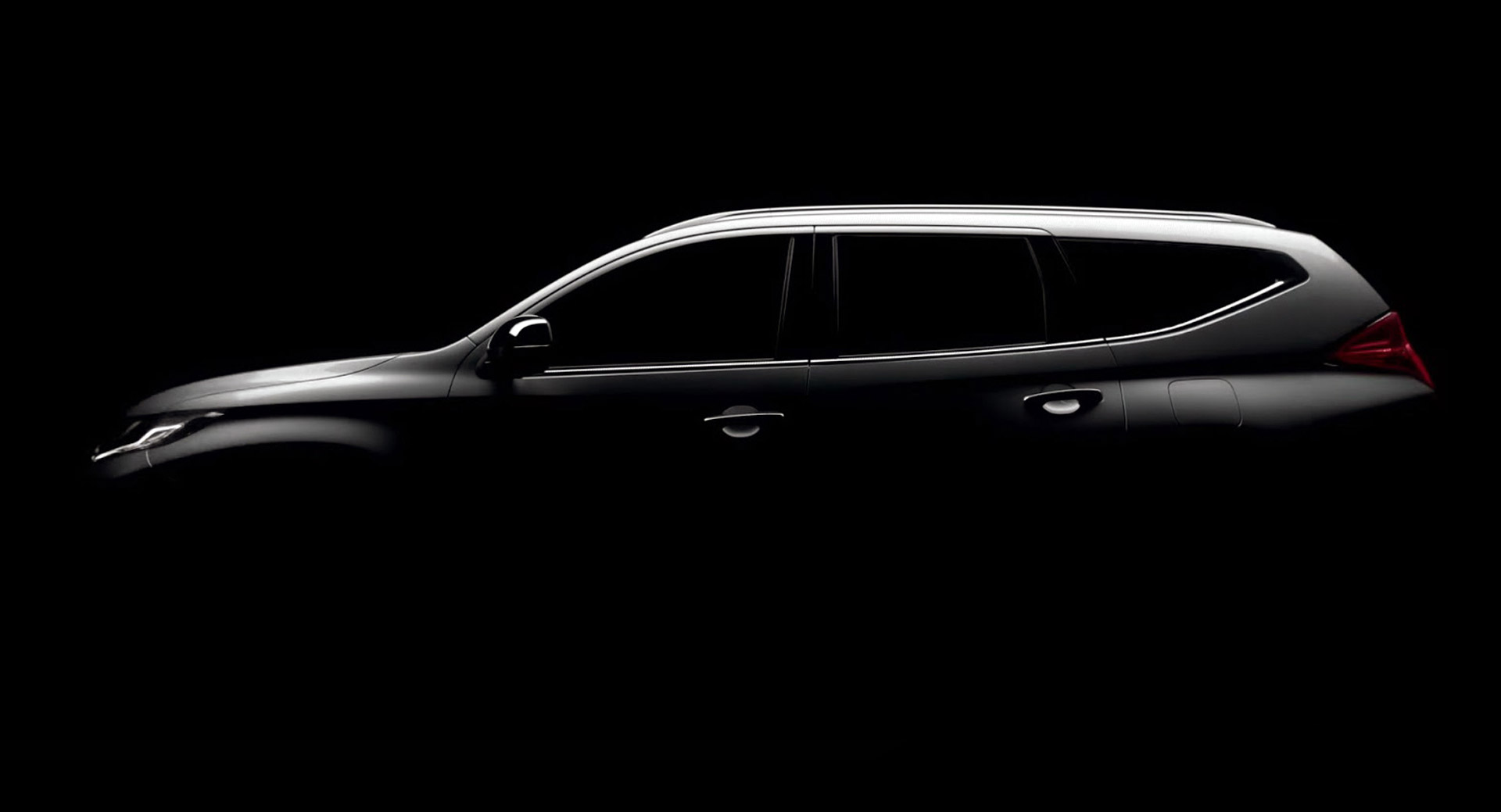 2017 Mitsubishi Montero Sport Teased In New Video