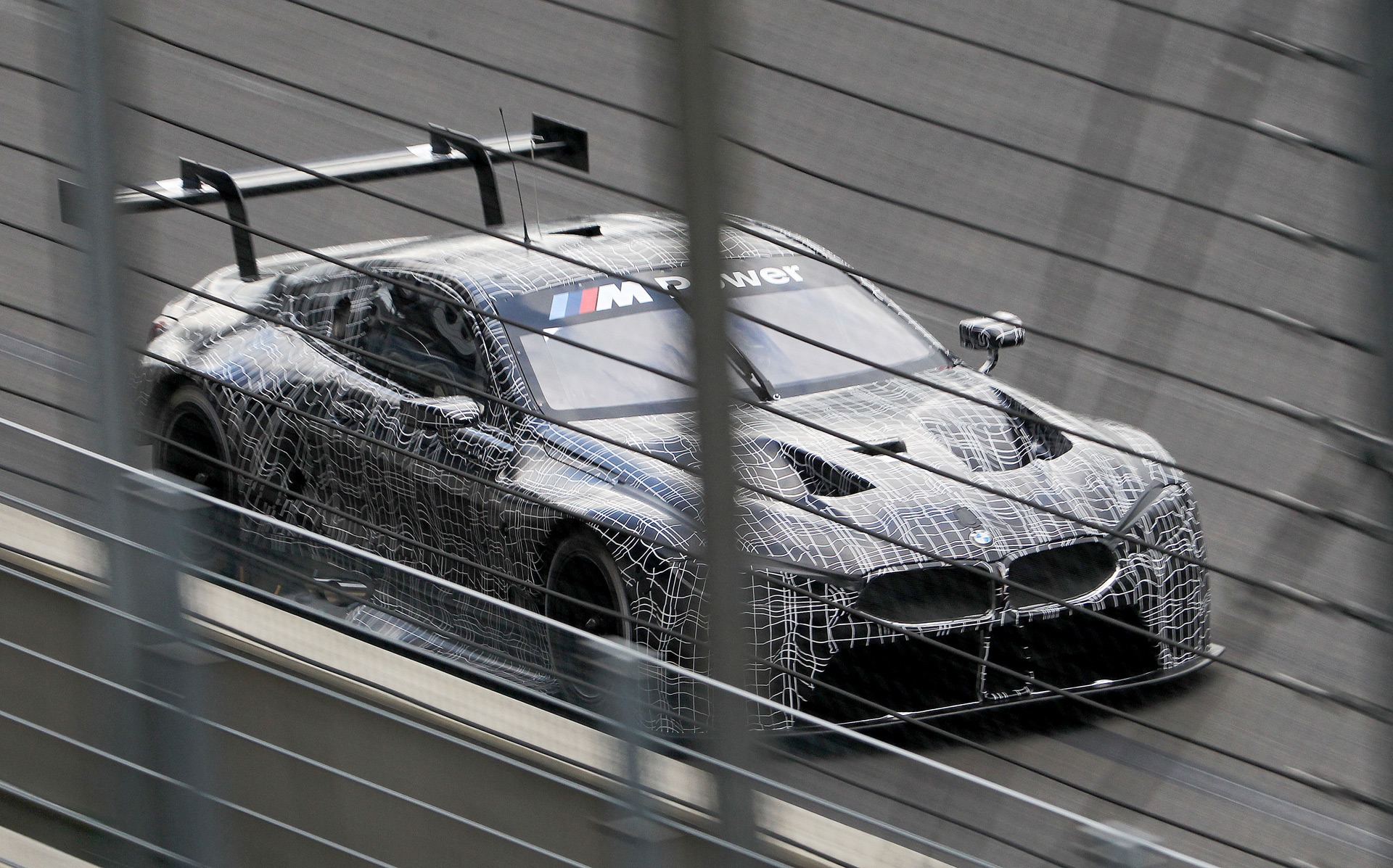 Bmw Gte Racer To Debut At Frankfurt Auto Show
