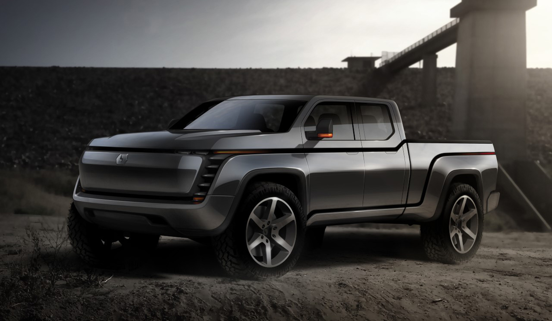 2021 Lordstown Endurance electric pickup priced from $52,500