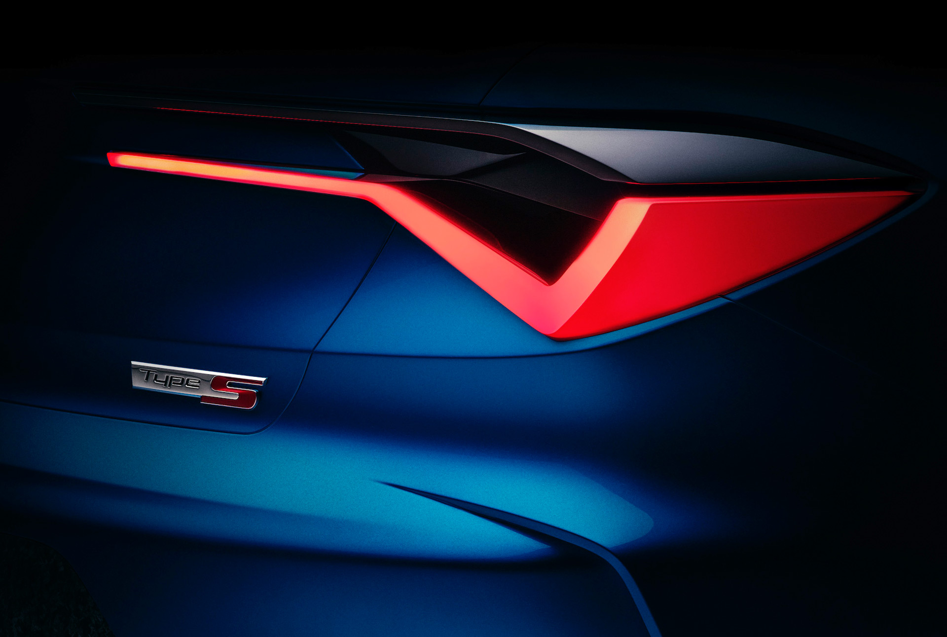 Acura Type S Concept Teased Ahead Of Monterey Car Week