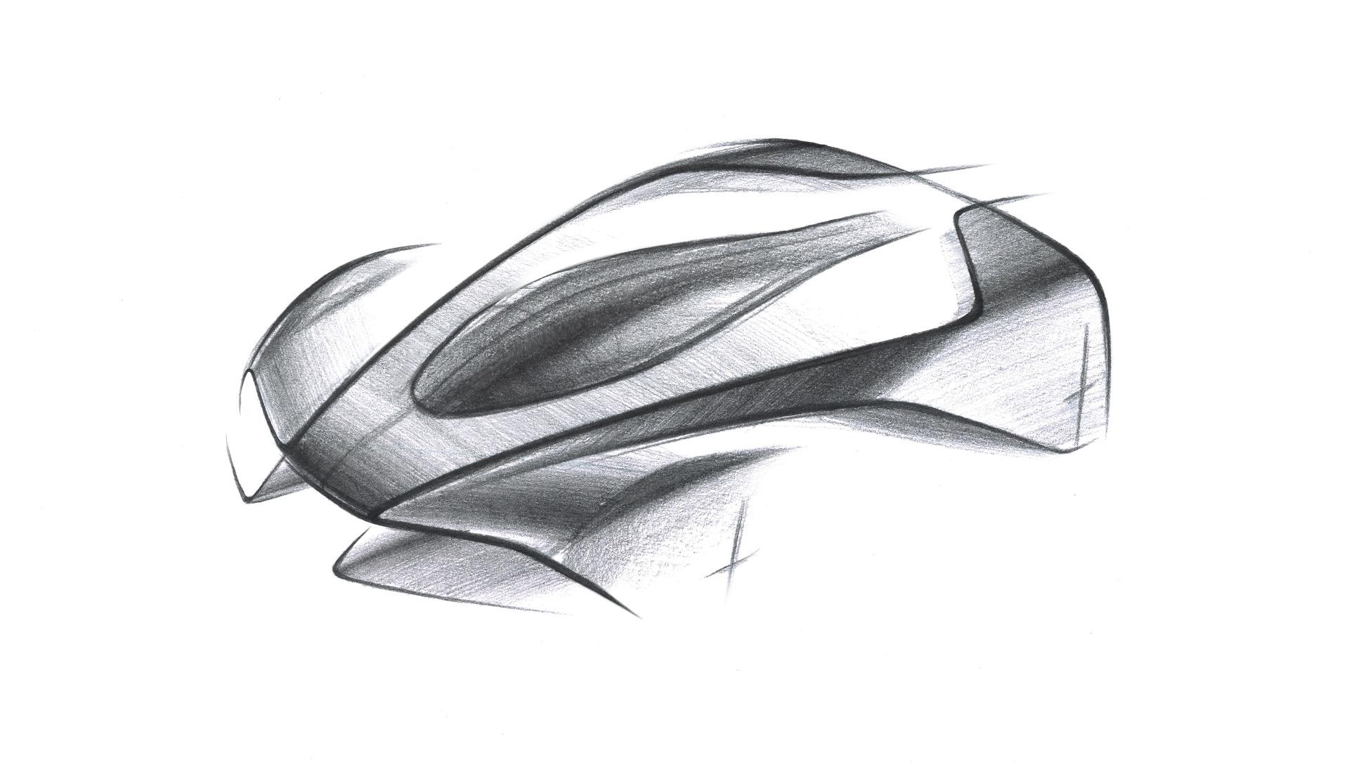 Aston Martin 003 hypercar teased, might race at Le Mans