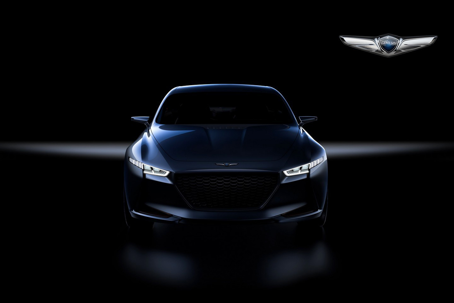 Genesis To Preview G70 Small Sedan With New York Concept