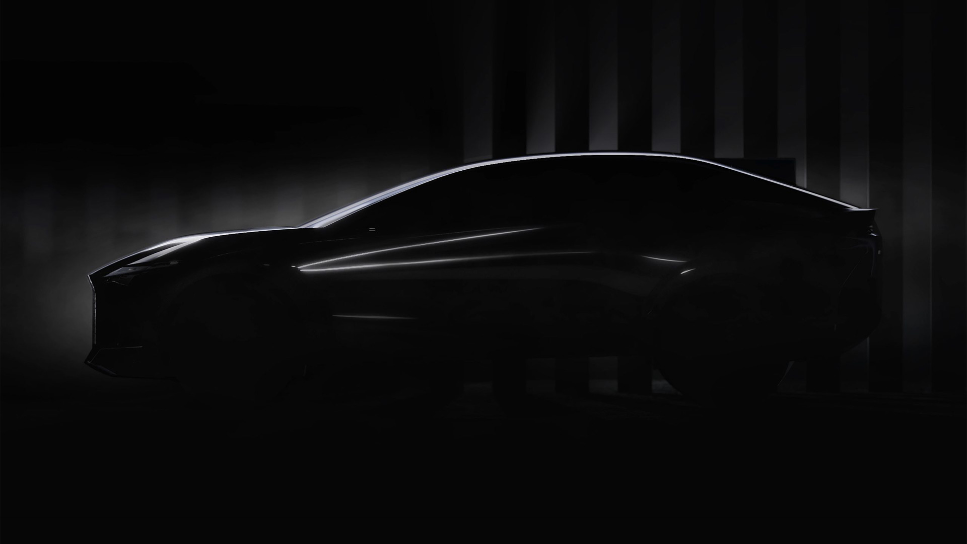 Lexus to preview design direction for EVs with concept set for Mar. 30 reveal