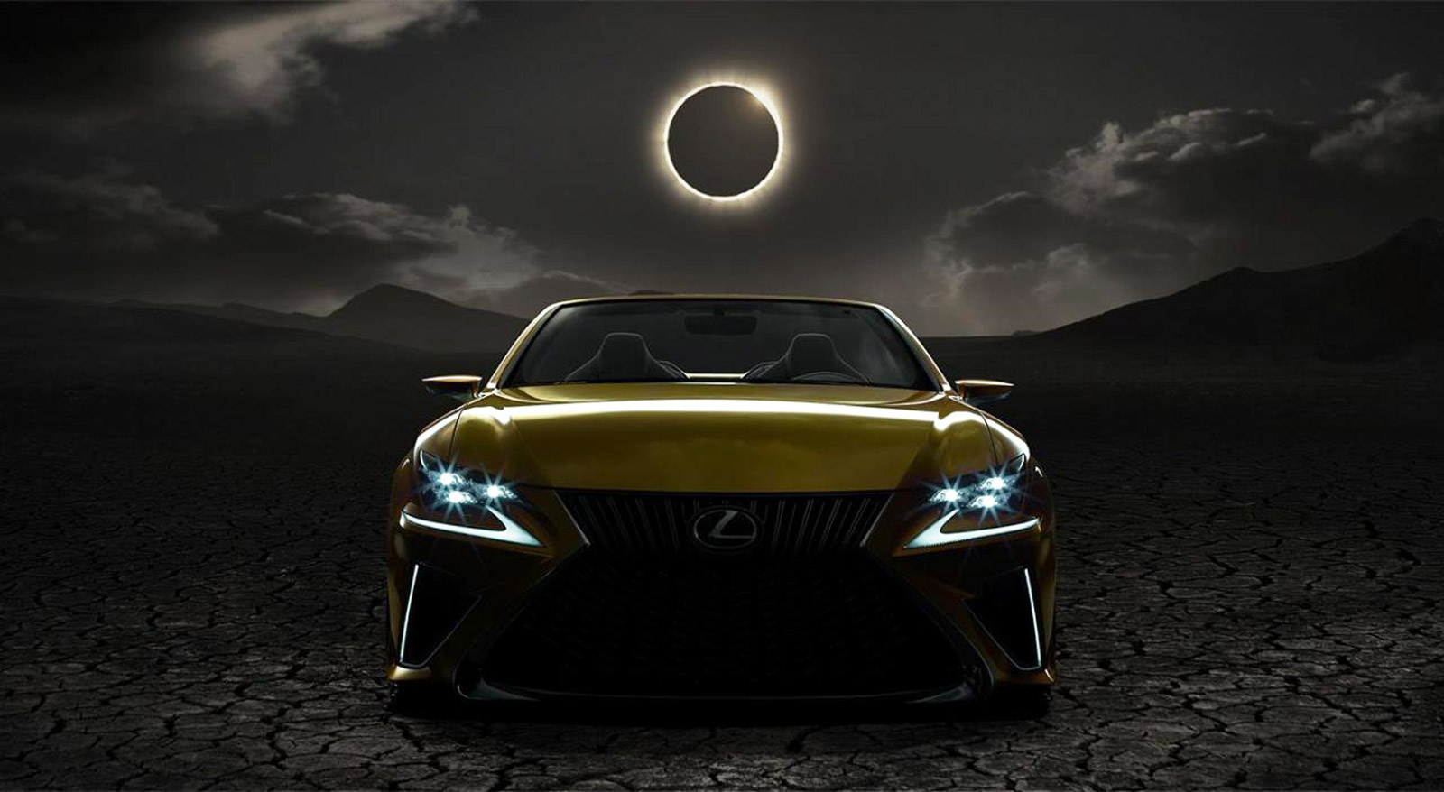 lexus releases more teasers for rc convertiblepreviewing