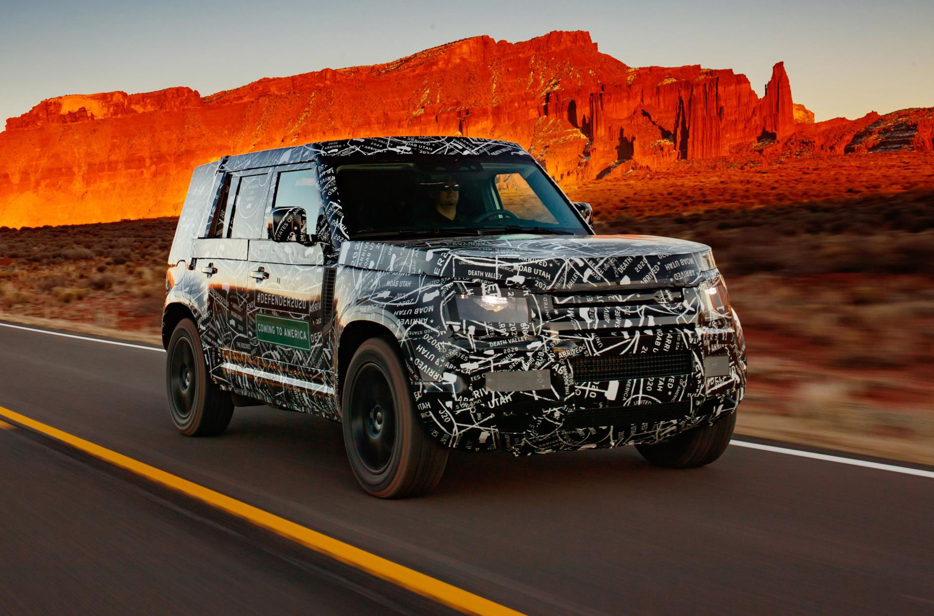 2020 Land Rover Discovery Is Built On The New Architecture >> New Land Rover Defender Will Be Built In Slovakia