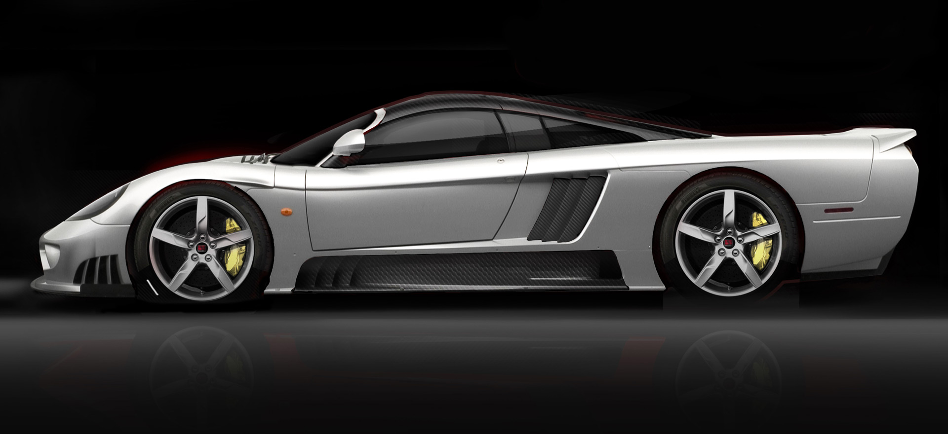 Saleen to build 7 more S7 supercars