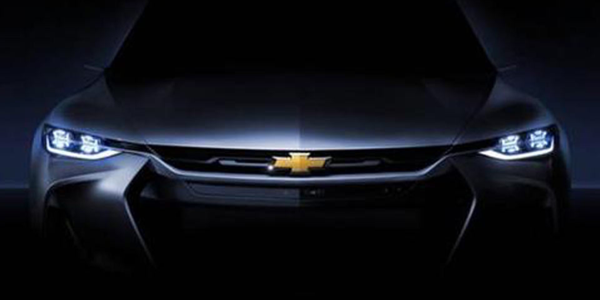 Is Chevy FNR-X concept the plug-in hybrid CrossVolt SUV?