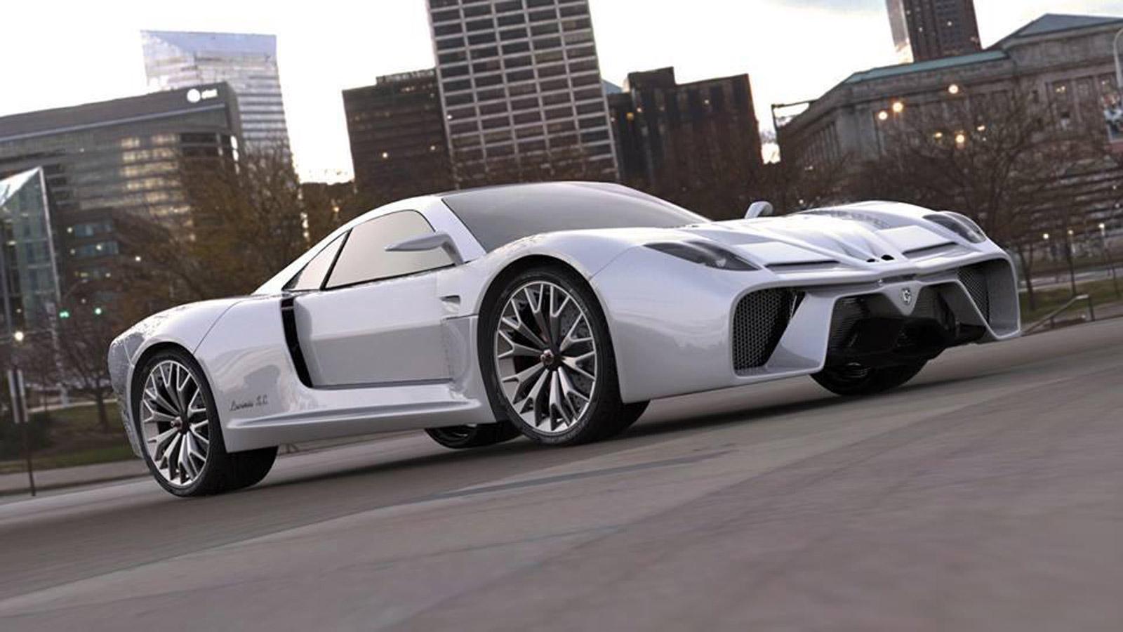 Italian Firm Plans Electric Supercar