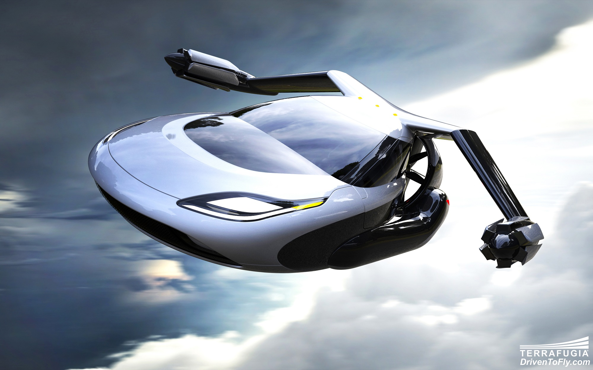Terrafugia sold to Geely promises flying car by 2019