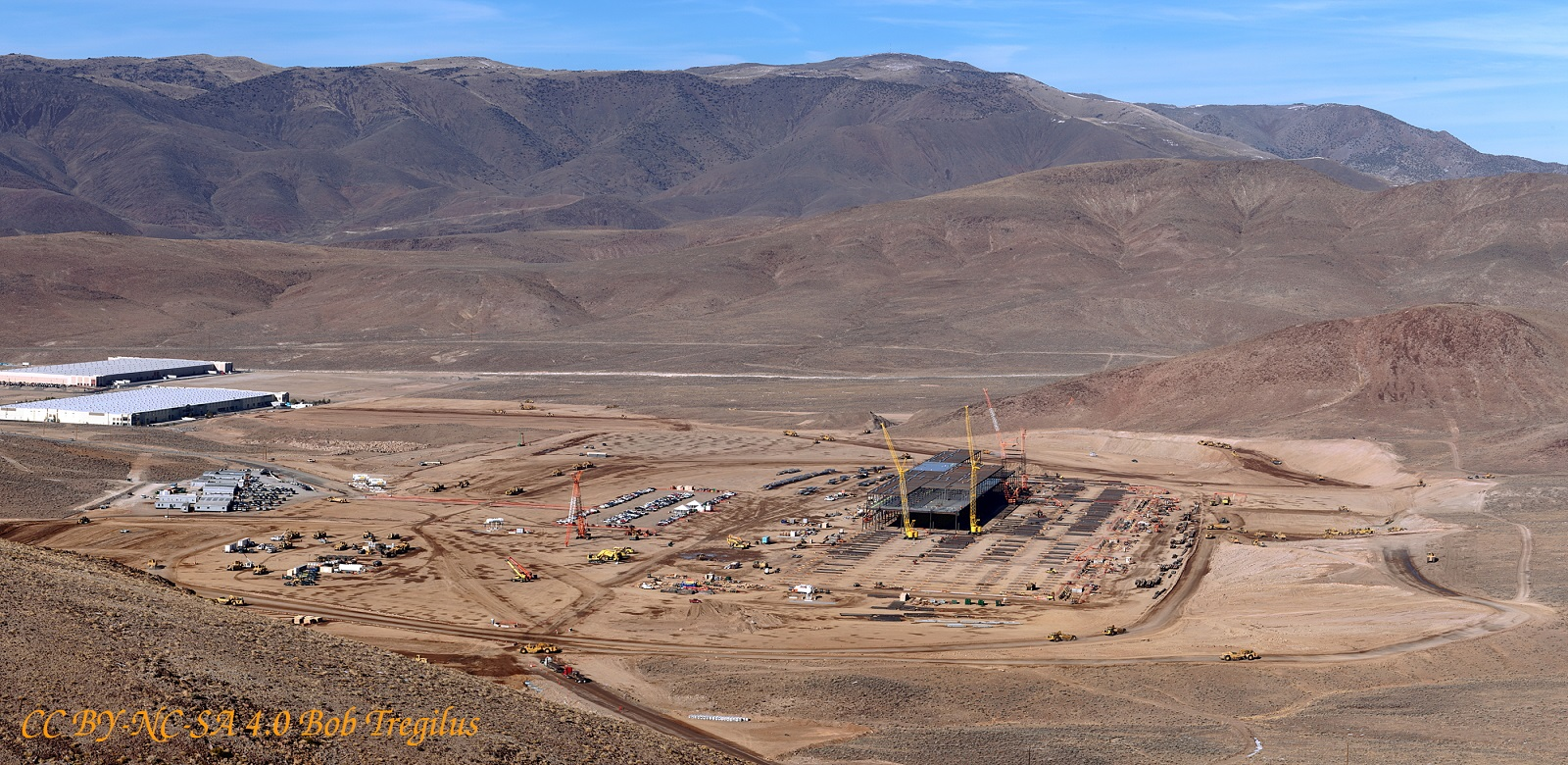 Tesla Gigafactory Spending So Far 50 Million Plus And