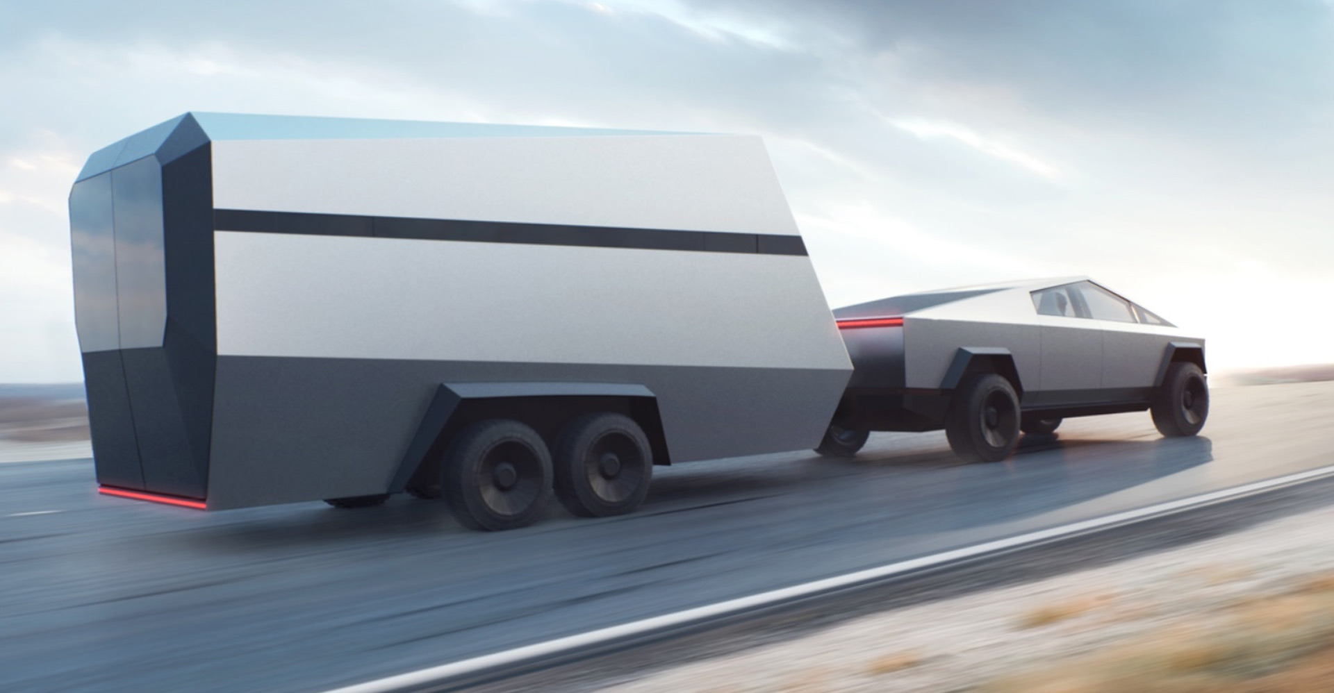 """Tesla Cybertruck active suspension will be """"game-changing,"""" says Musk"""