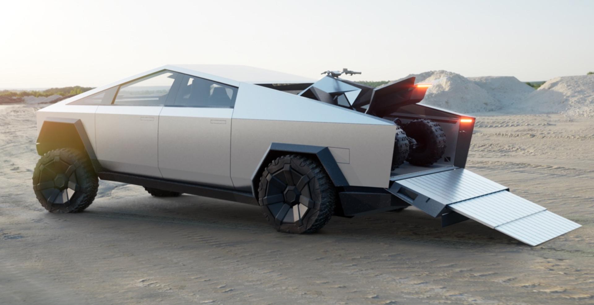 Tesla Cybertruck Lexus Ux 300e Lordstown Endurance