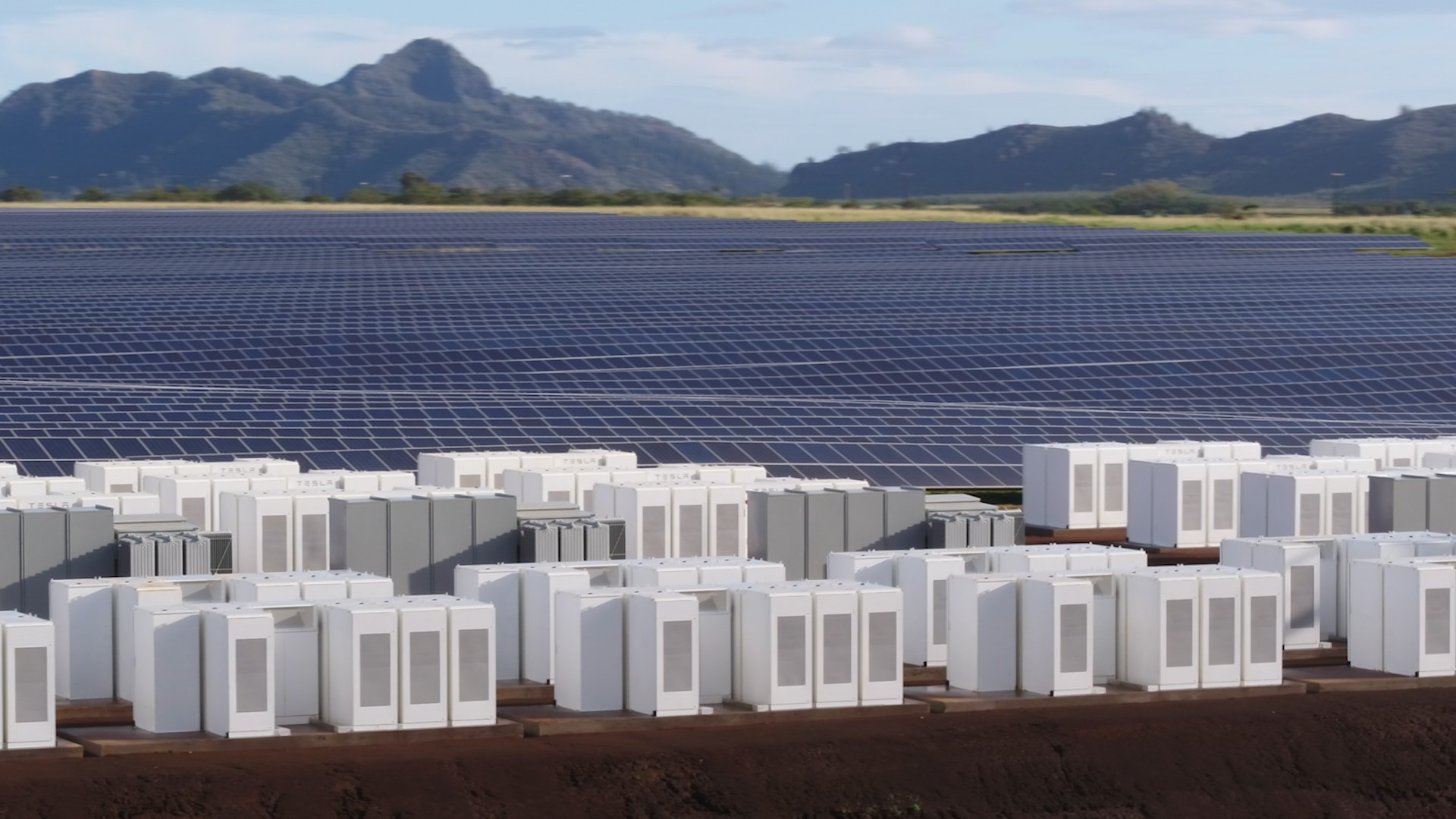 Tesla S Solar And Battery Project In Hawaii We Do The Math