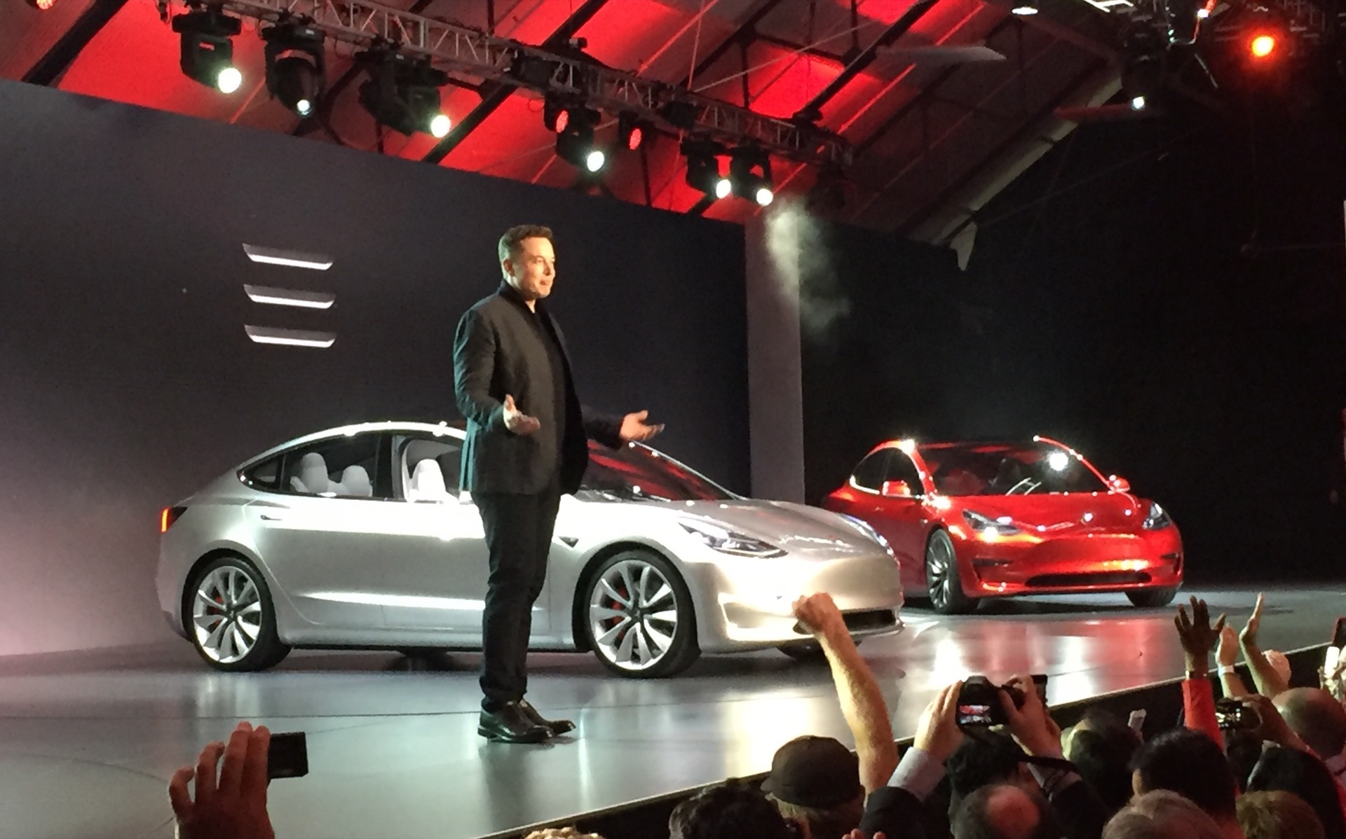 Part 2 of Tesla Master Plan revealed, includes semi and ...