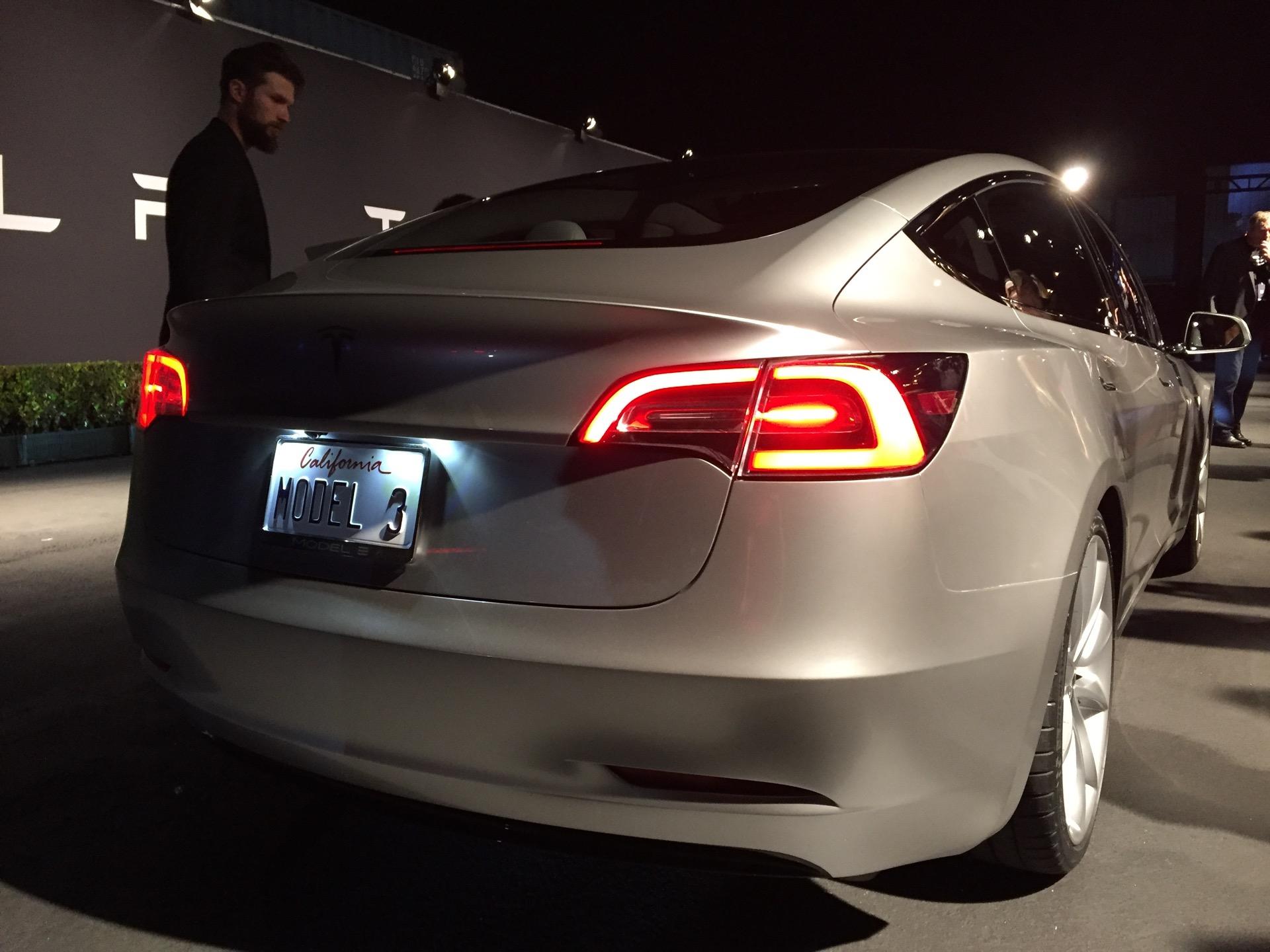 Tesla Model 3 pilot production, VW vs Piech, electric-car