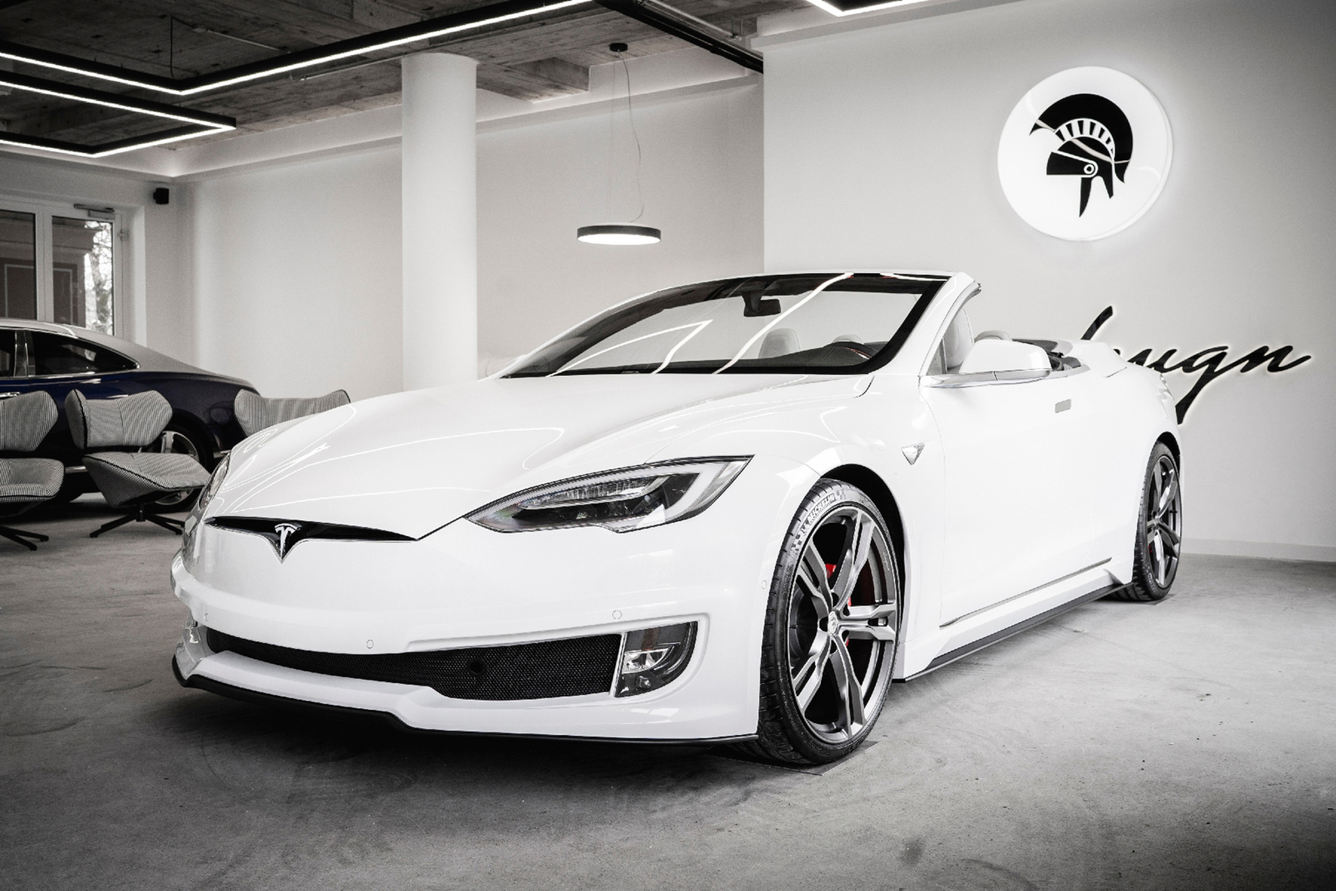 Tesla Model S convertible conversion could be best alternative to overdue Roadster