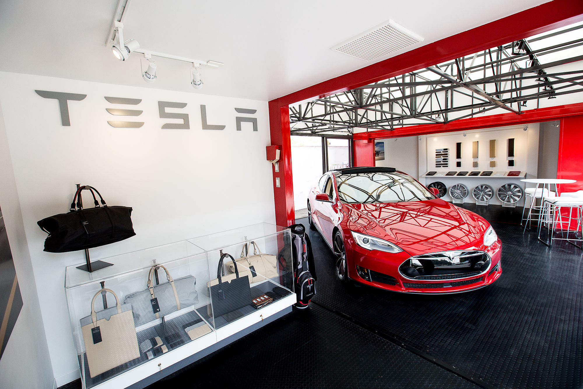 Tesla Model 3 To Be Revealed In 2016 Enter Production In 2017