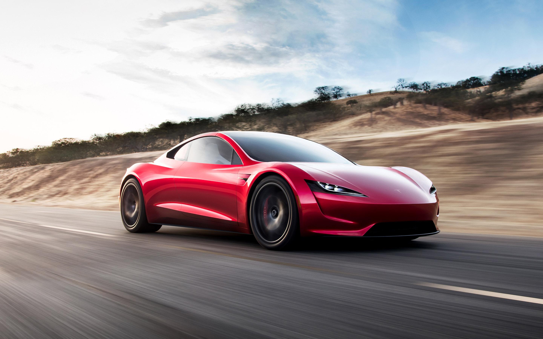 Tesla Roadster is back 0 60 in 1 9 seconds 620 mile range