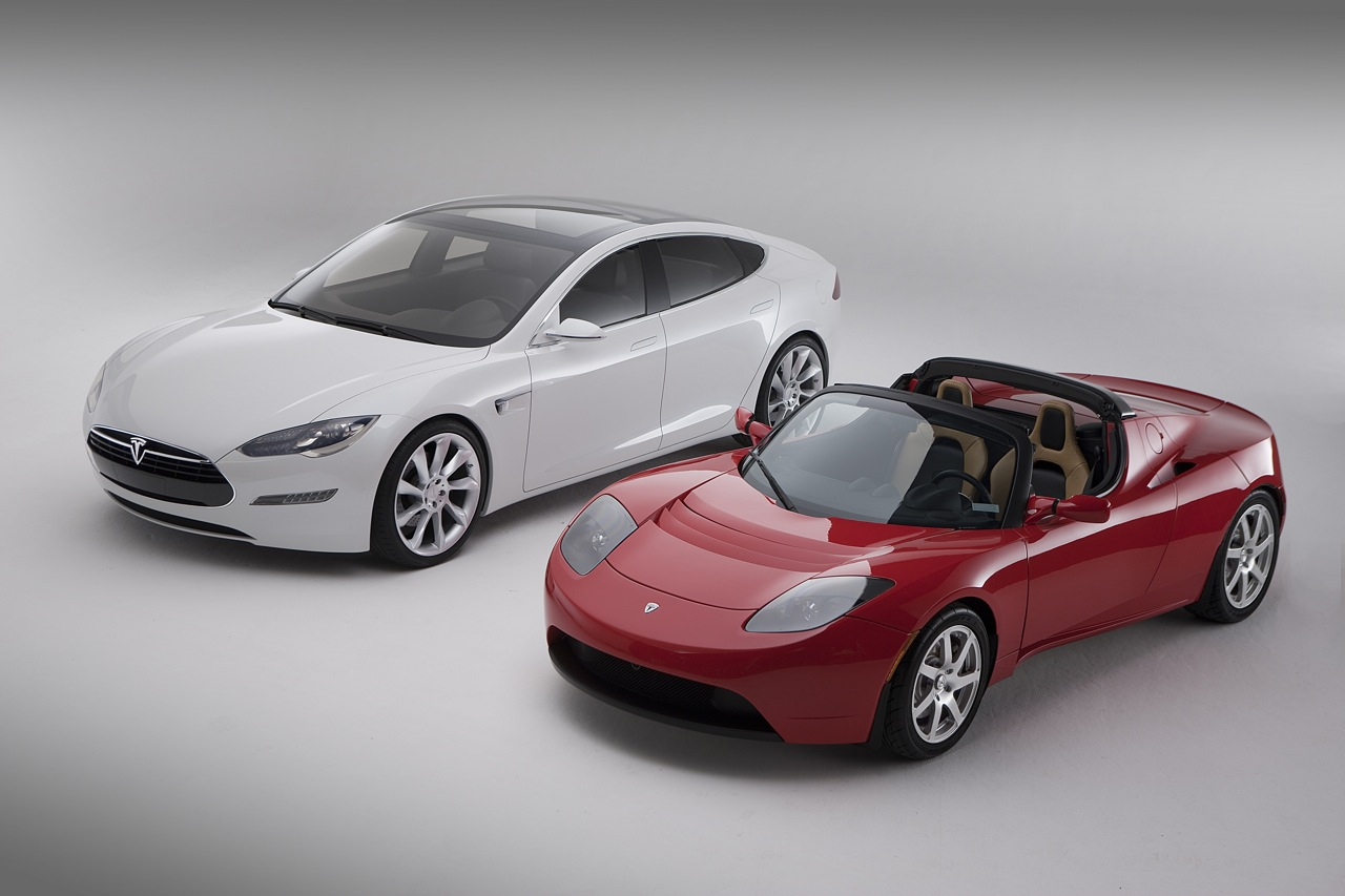Tesla Model S: Technical Specs