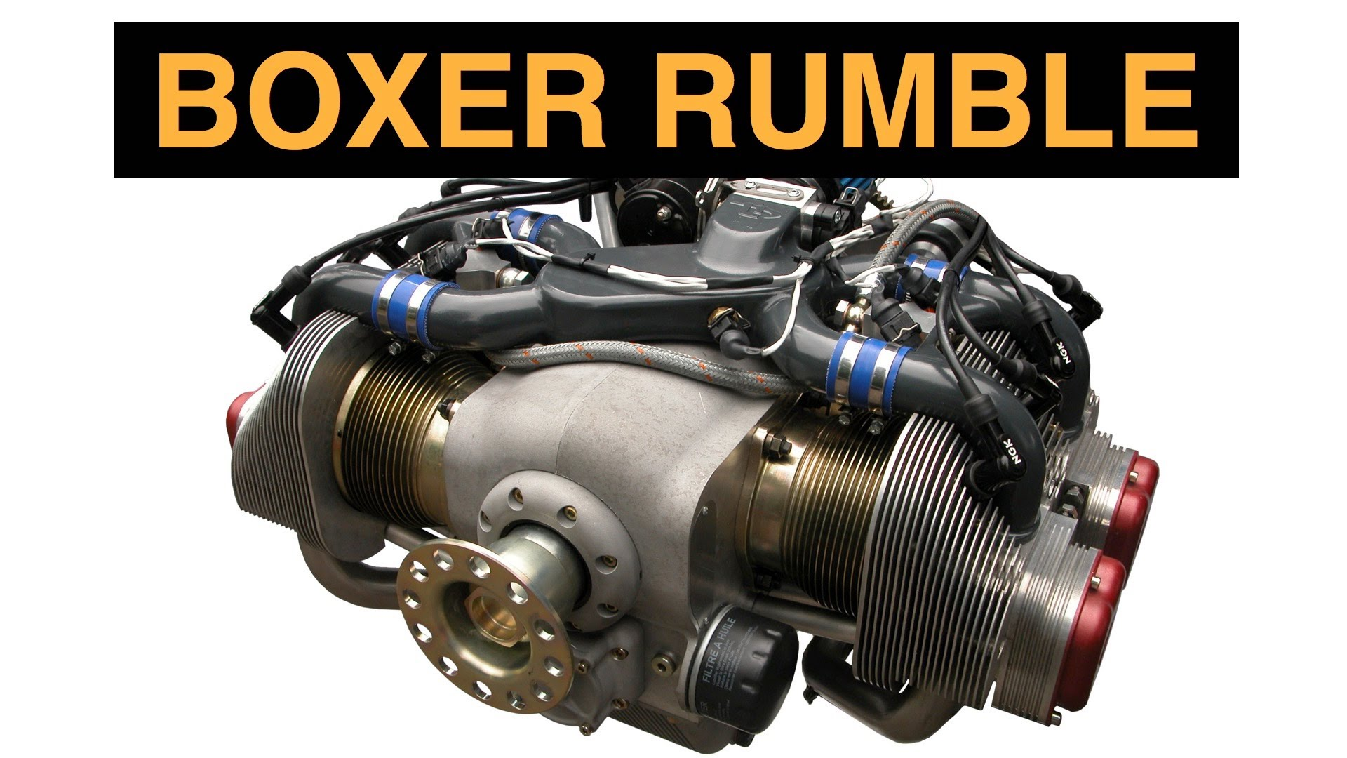 Subaru Boxer Engine >> That Subaru Rumble Here S Why That Happens
