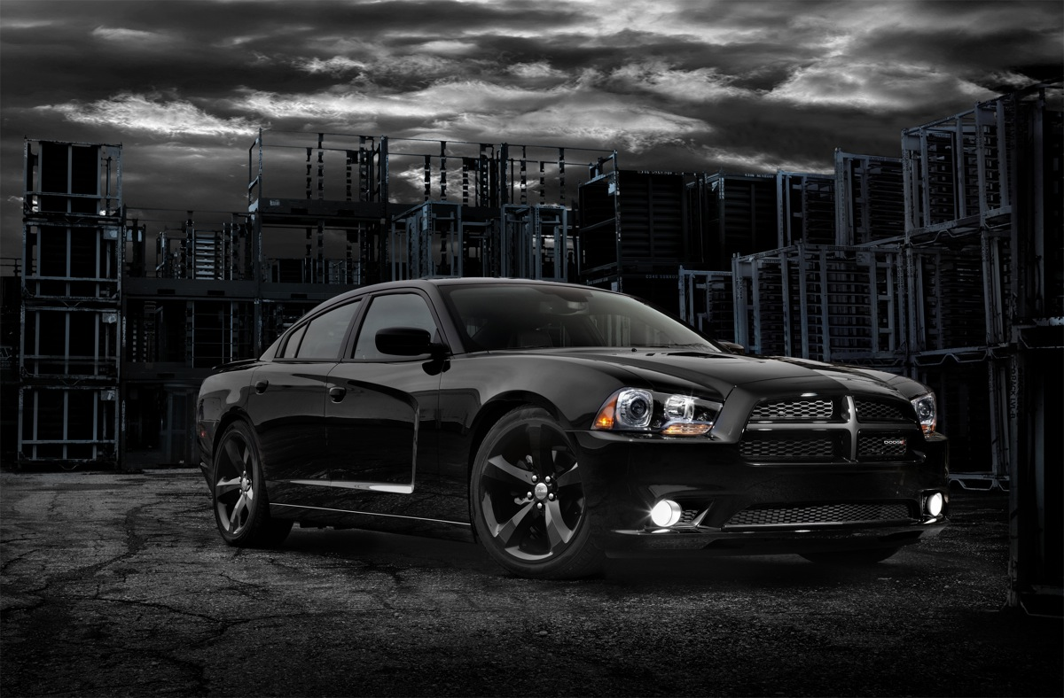 2012 Dodge Charger Blacktop Because There S Never Too