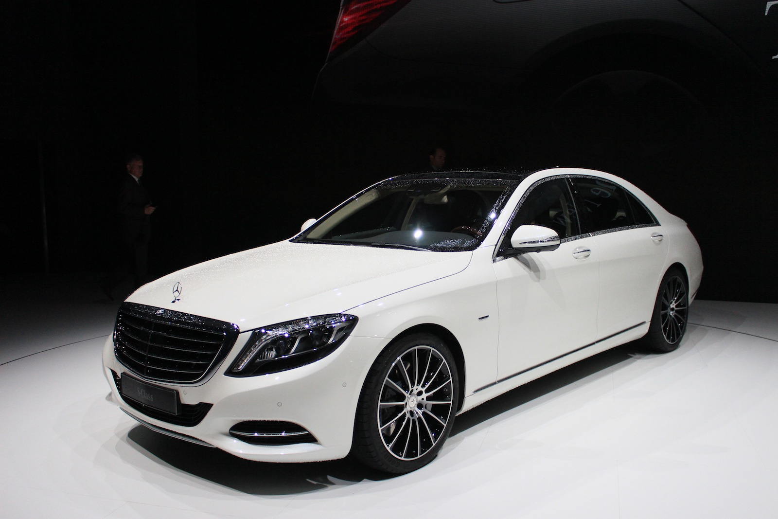 2014 Mercedes-Benz S Class: Live Photos And Video From ...