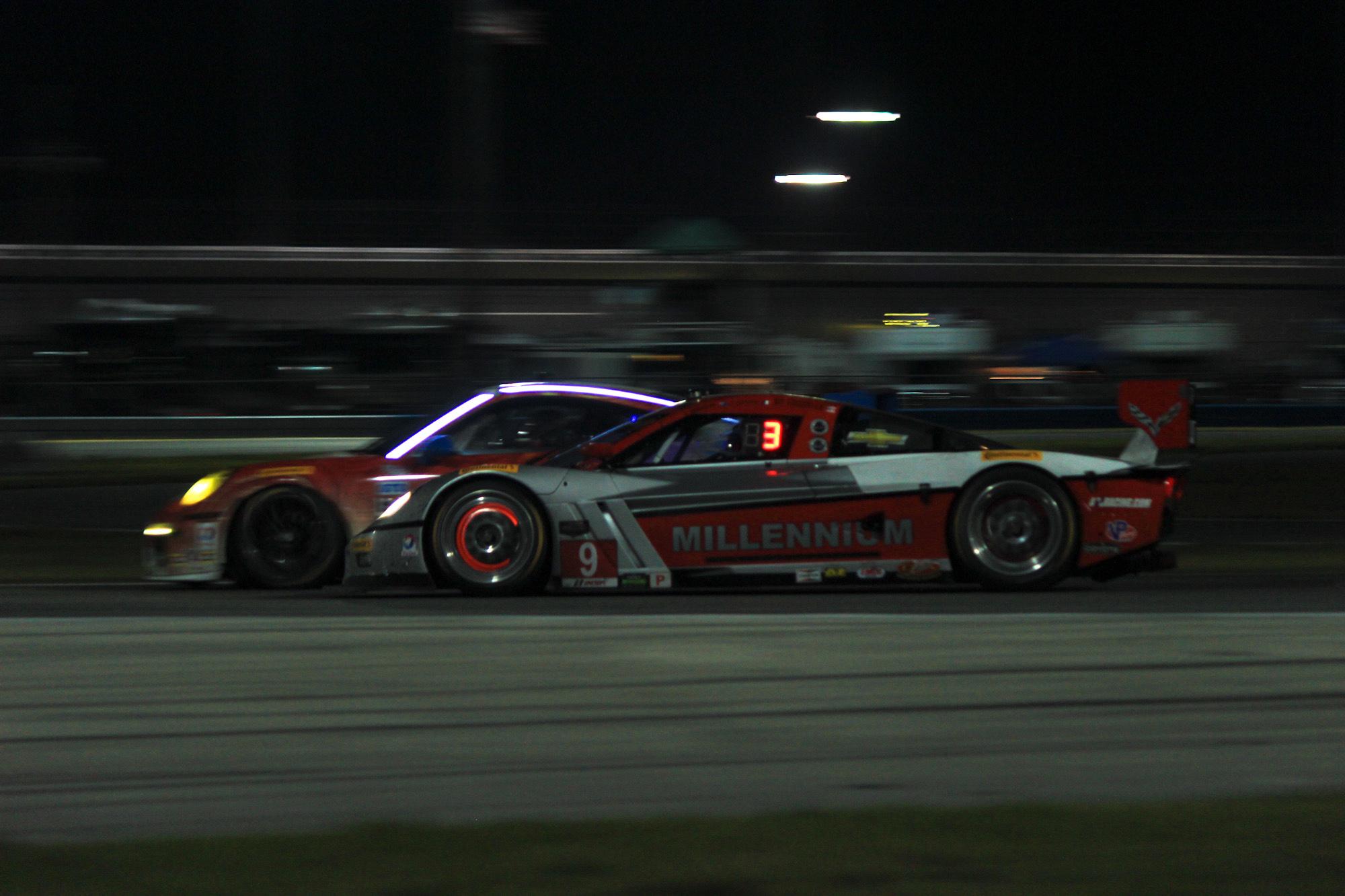 2014 Rolex 24: Daytona At Night