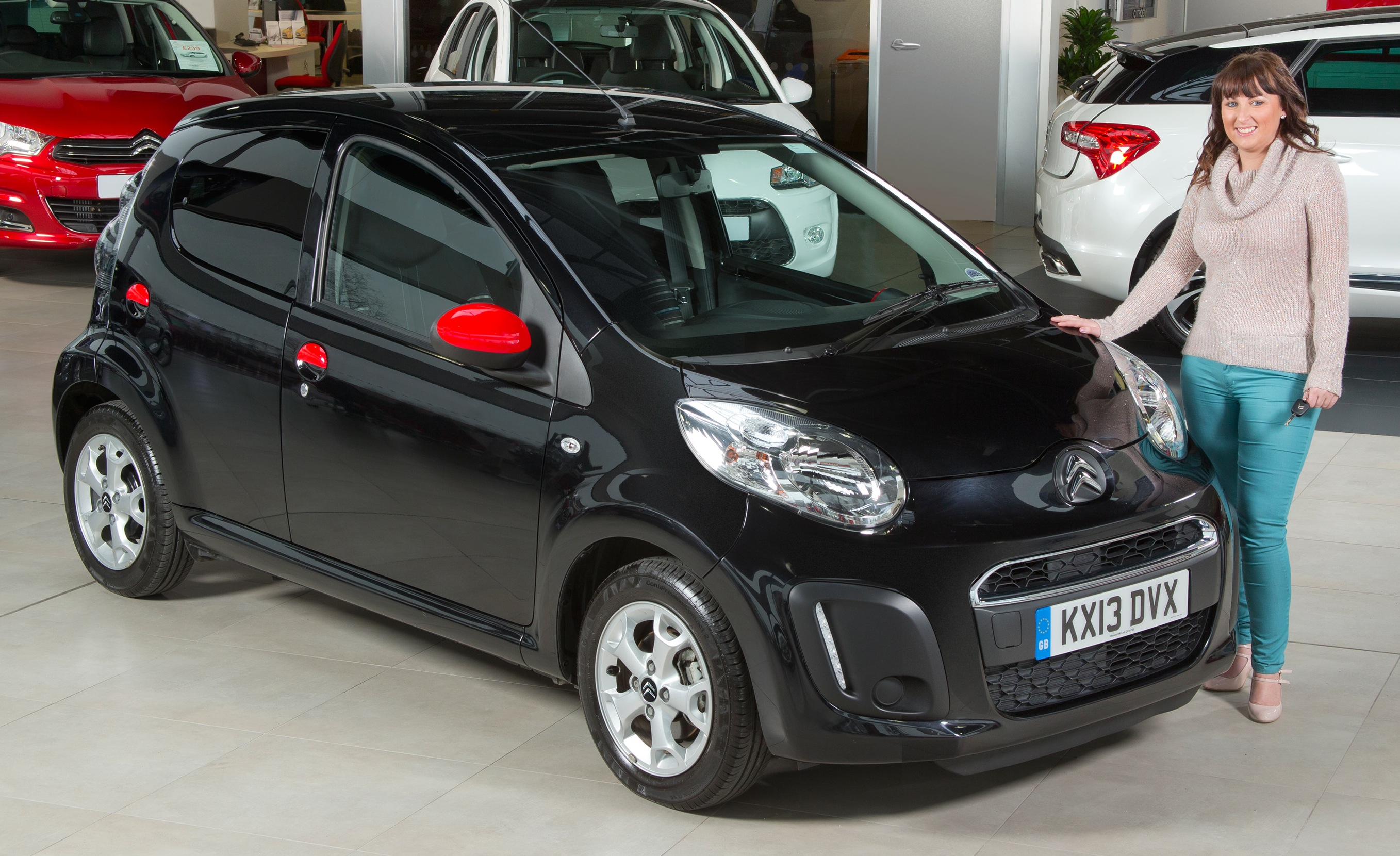 Citroën C1 Connexion Offers U.K. Drivers Free Insurance ...