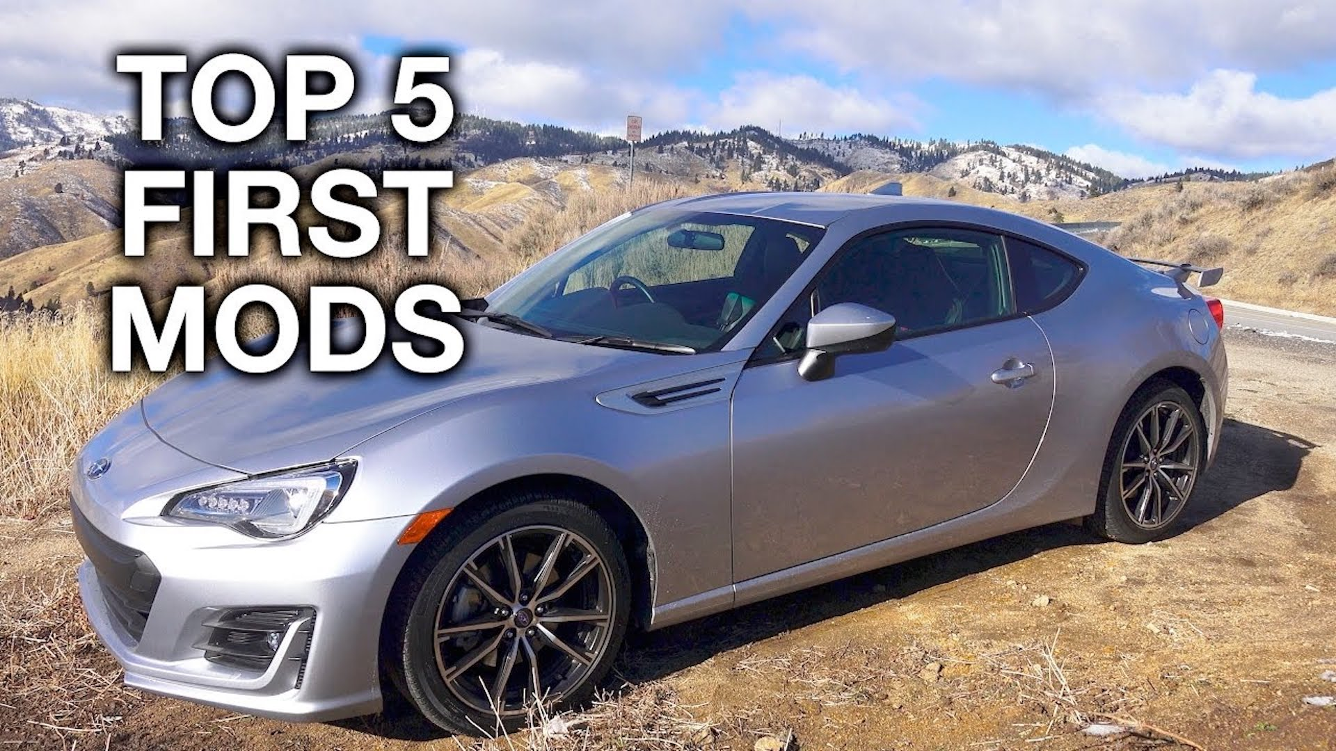 The five best basic modifications for your car