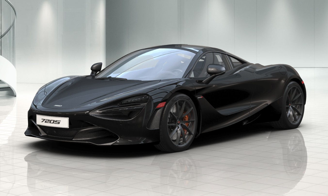 Fire Up The Daydream Machine And Configure A Mclaren 720s