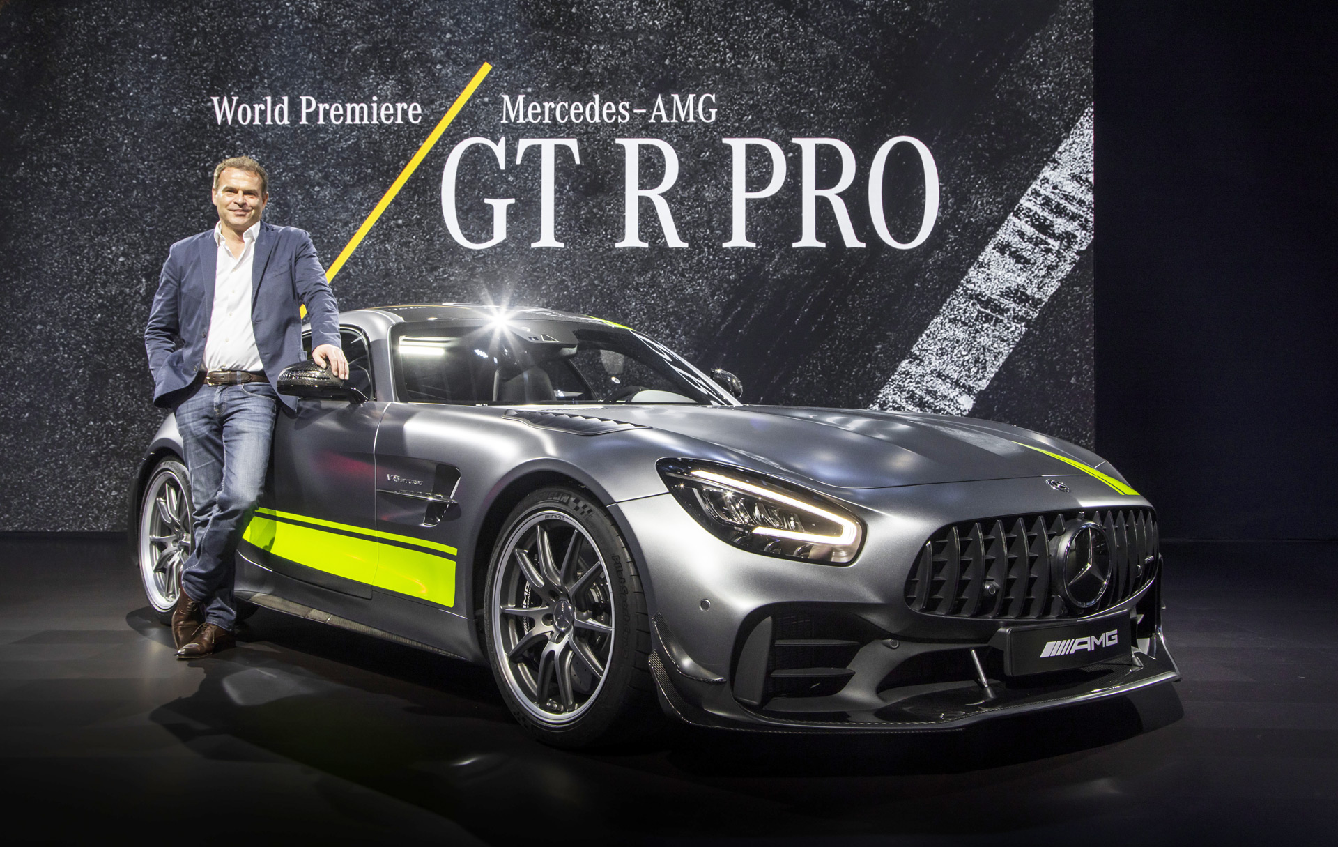 Mercedes Amg Gt Black Series Could Come With 700 Hp To Challenge 720s 911 Gt2 Rs