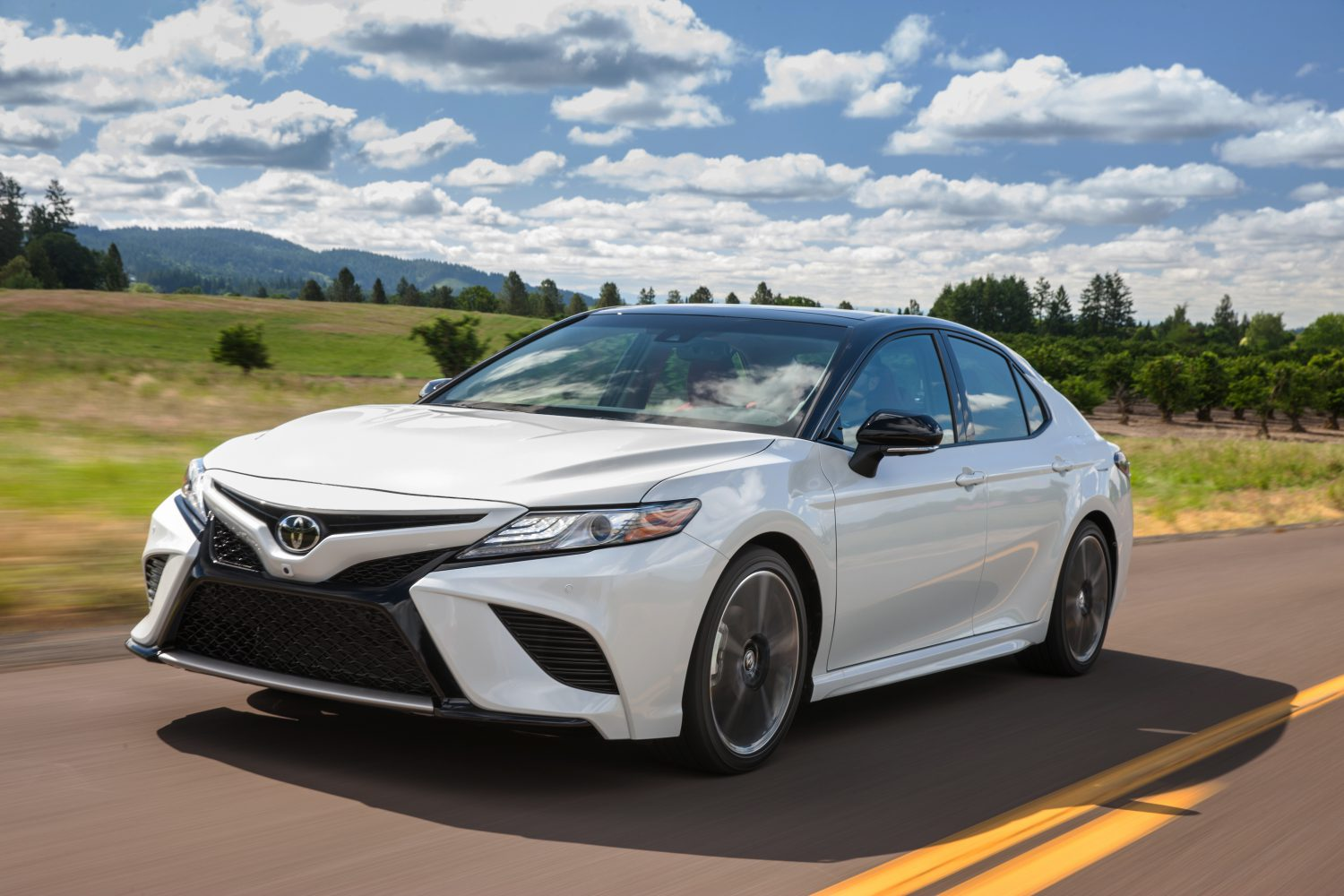 Specification, Price & Review: 2020 Toyota Camry