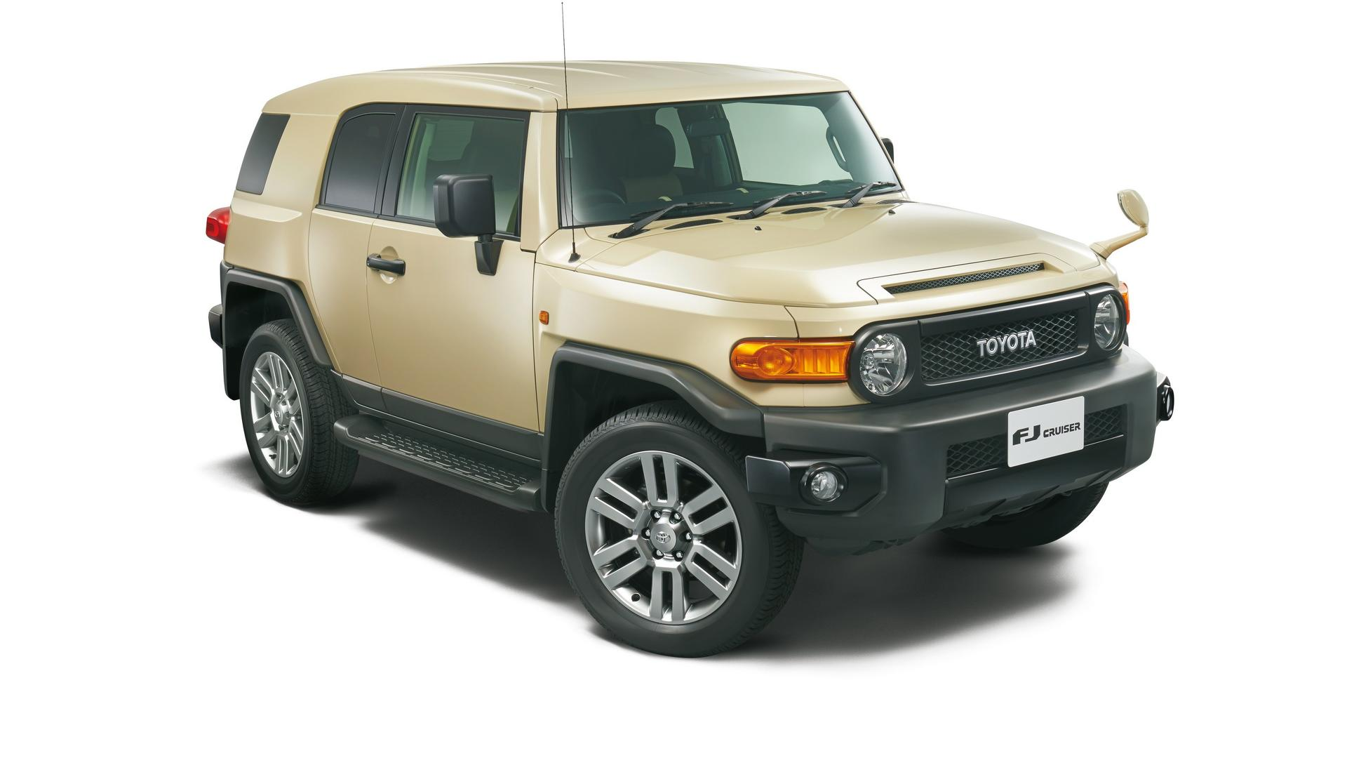 Fj Cruiser 2020 >> Toyota says goodbye to the FJ Cruiser with this Final Edition