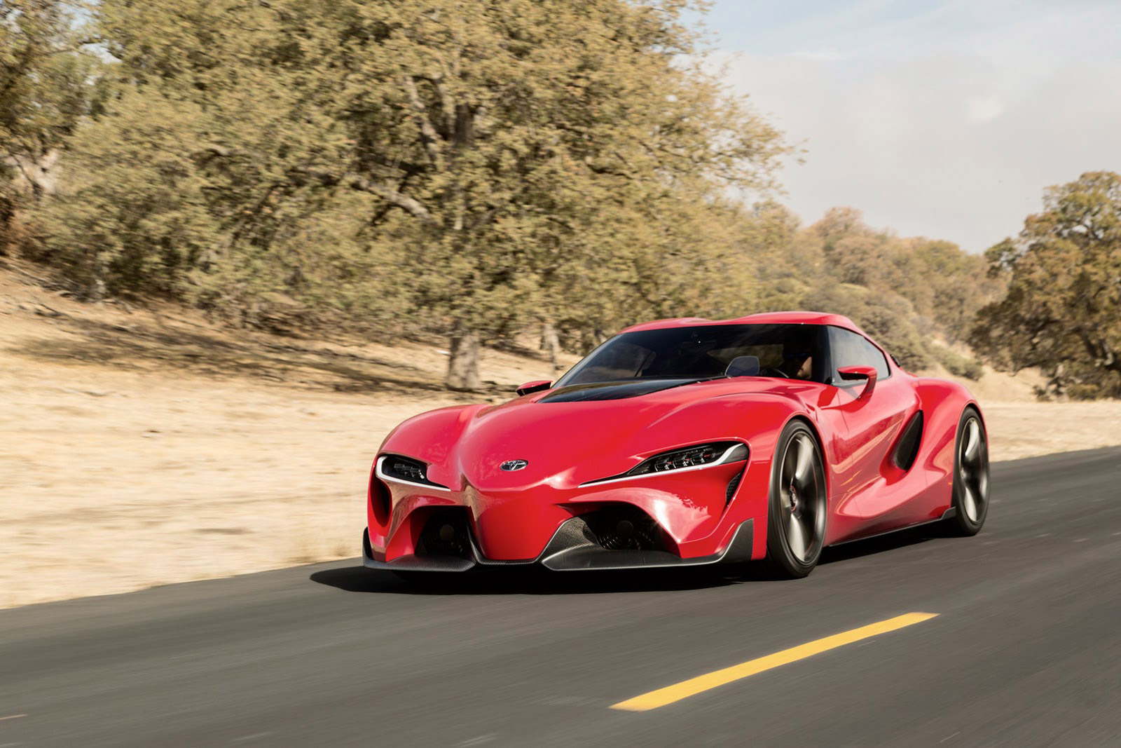 New Toyota Supra To Share Platform With New Bmw Z4 Report