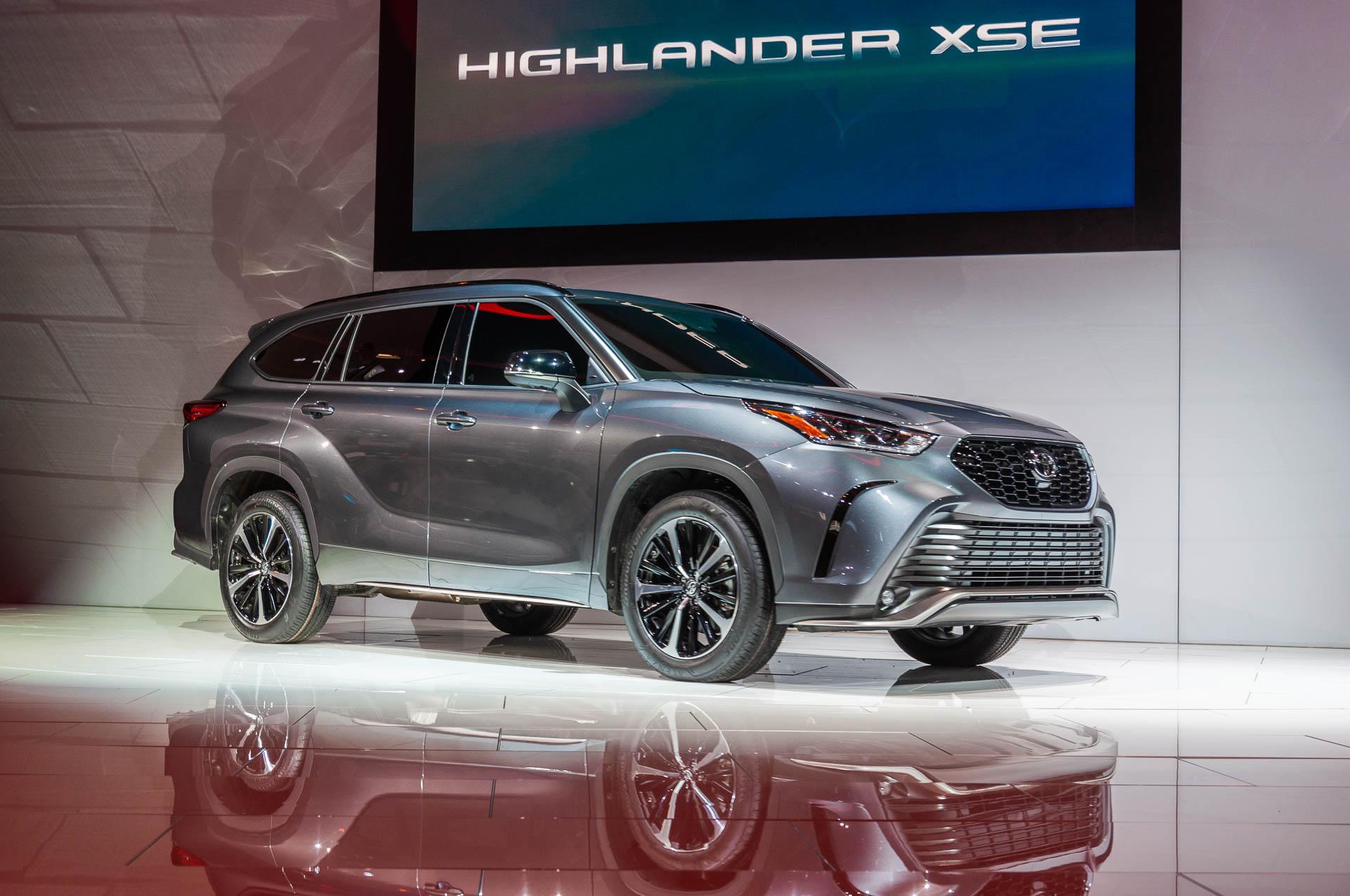 2021 Toyota Highlander Spesification