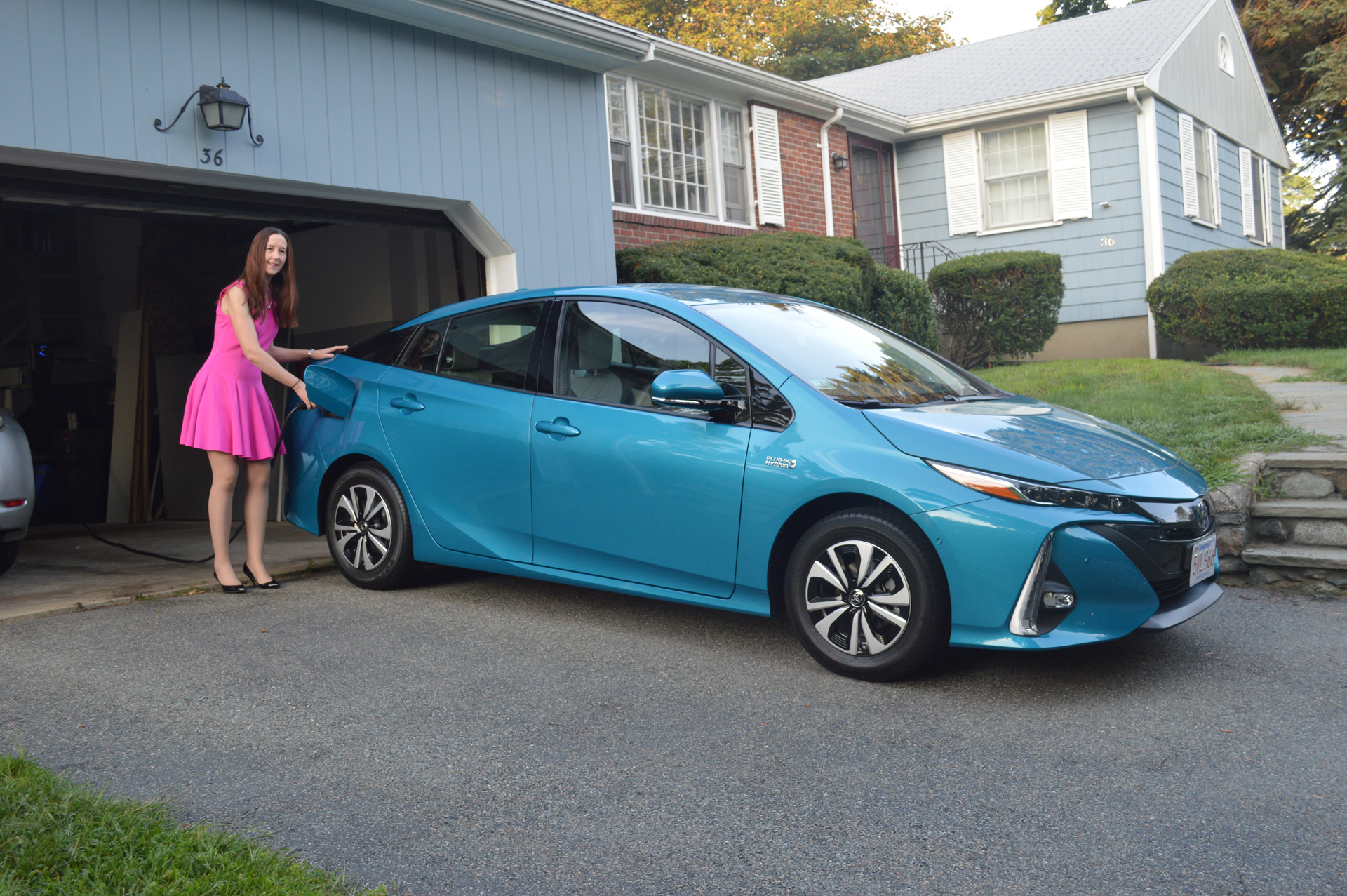 Follow Up In The End I Bought A Toyota Prius Prime Plug In