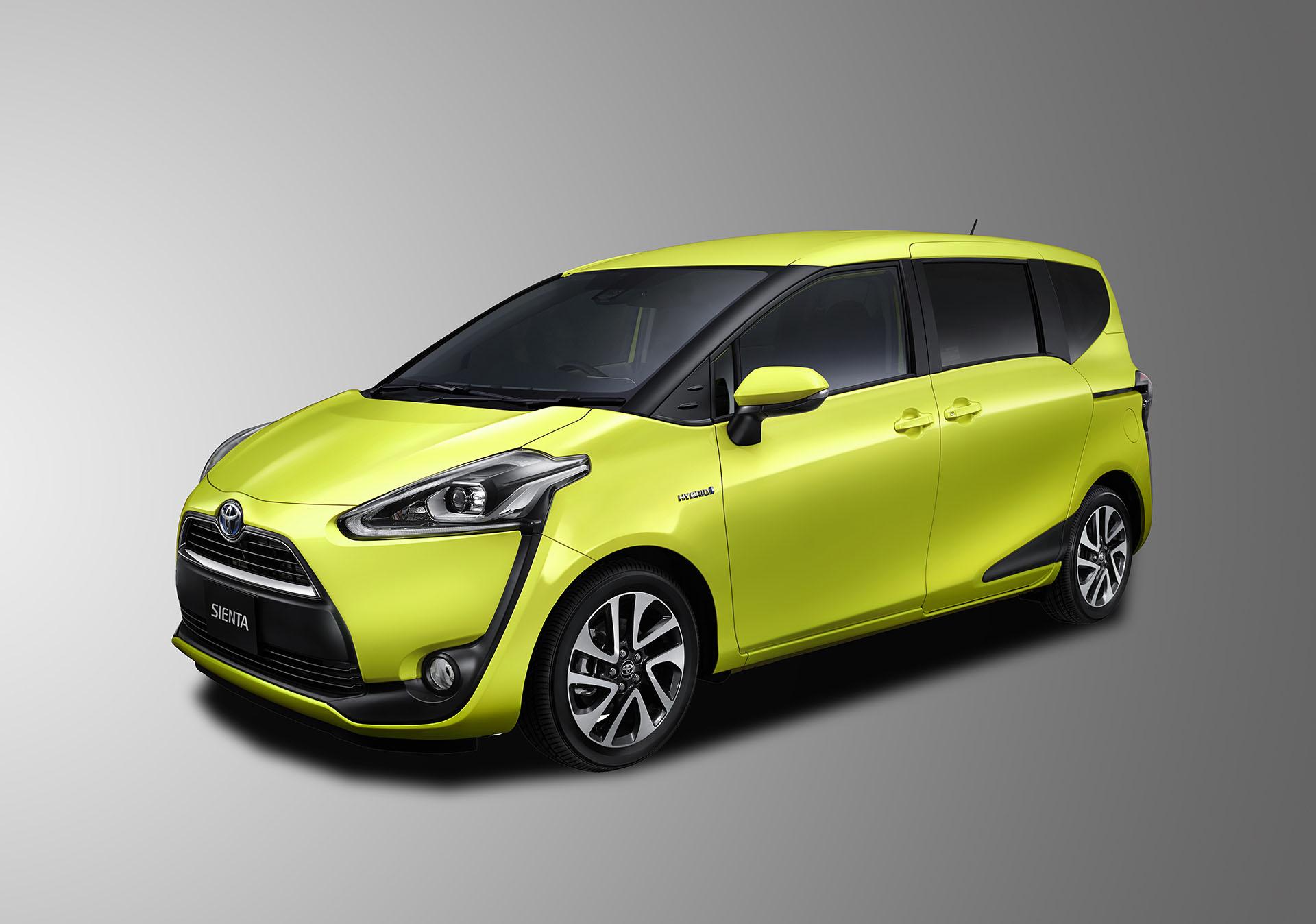 Toyota Sienta Hybrid Mpv Small Minivan Forbidden Fruit Or Bizarre Oddity