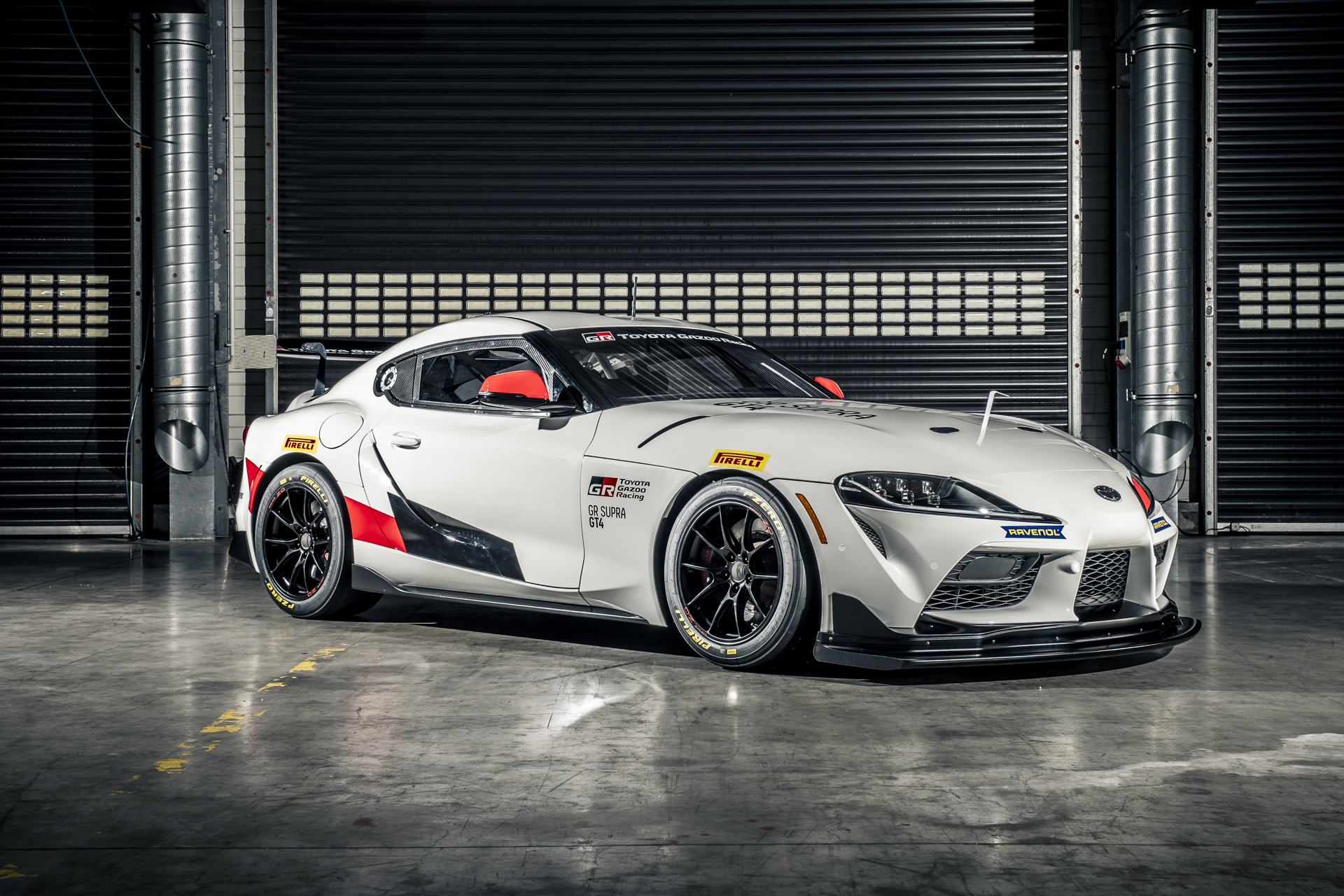 Toyota Supra Gt4 Customer Race Car Launches In 2020