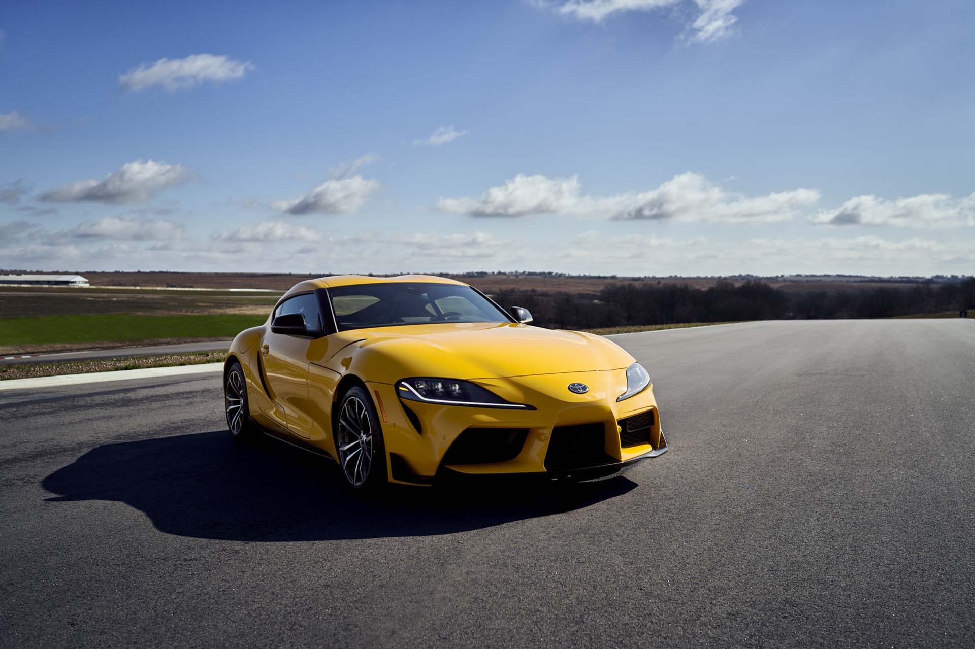 First drive review: The 2021 Toyota Supra 2.0 is the one that I want