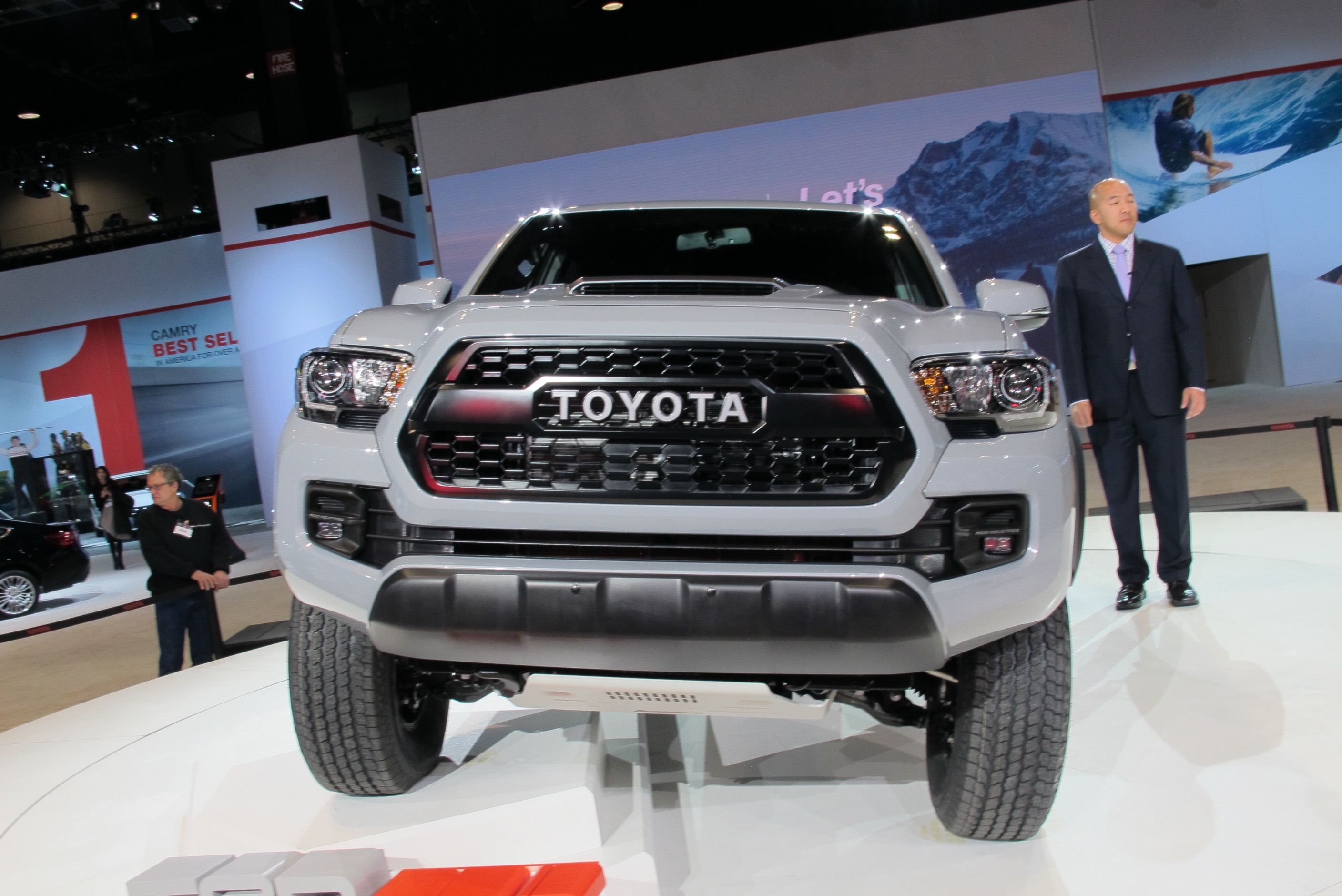 2013-2014 Toyota Tacoma Pickup Recalled For Engine Flaw