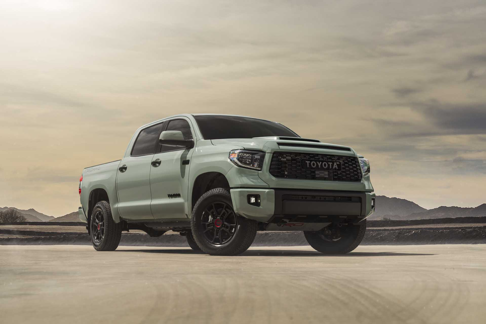 2021 Toyota Tundra Review Ratings Specs Prices And Photos The Car Connection