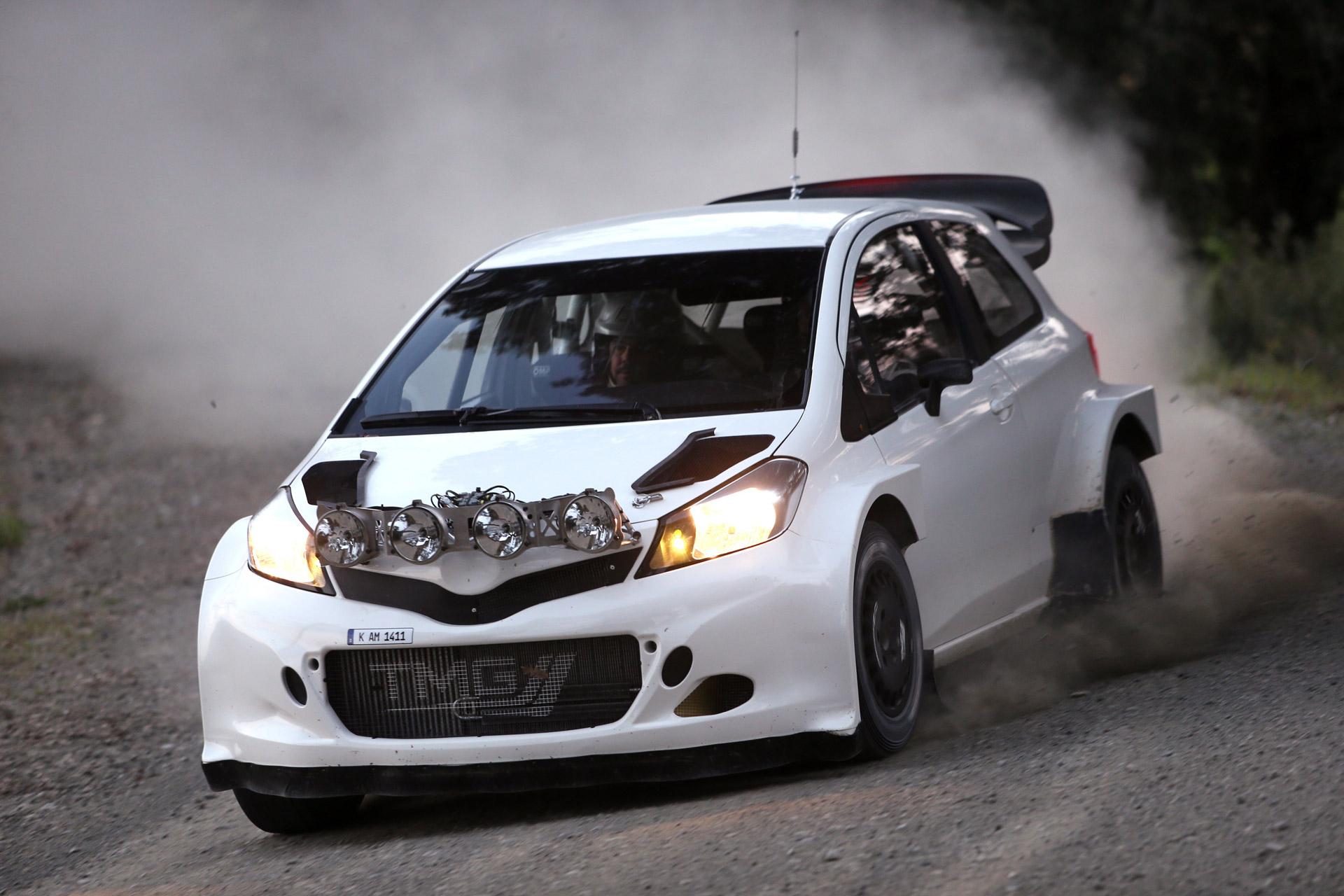 Rally Legend Tommi Mäkinen To Lead Toyota's 2017 WRC Return