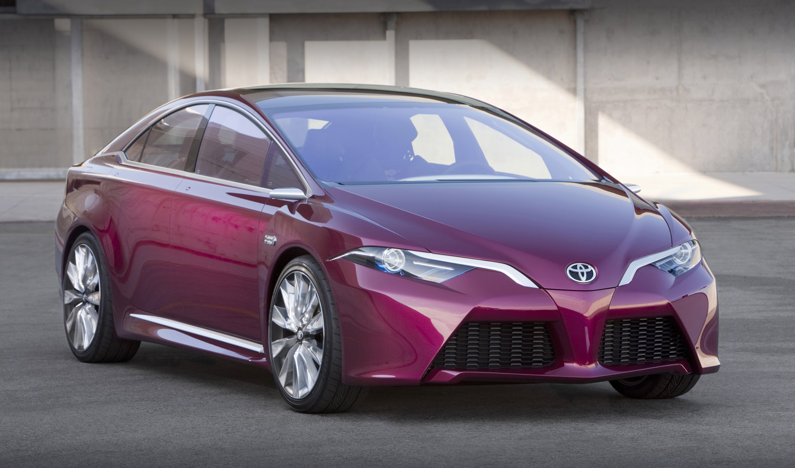 Toyota NS4 Plug-In Hybrid Concept Debuts At 2012 Detroit Auto Show