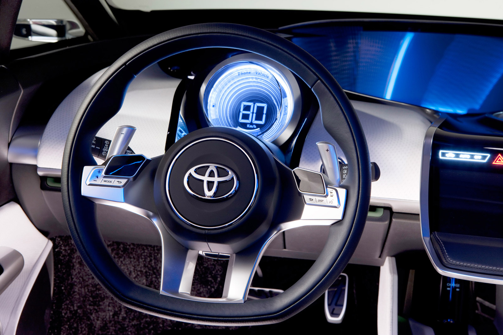 Toyota Working On Mood-Sensing Cars