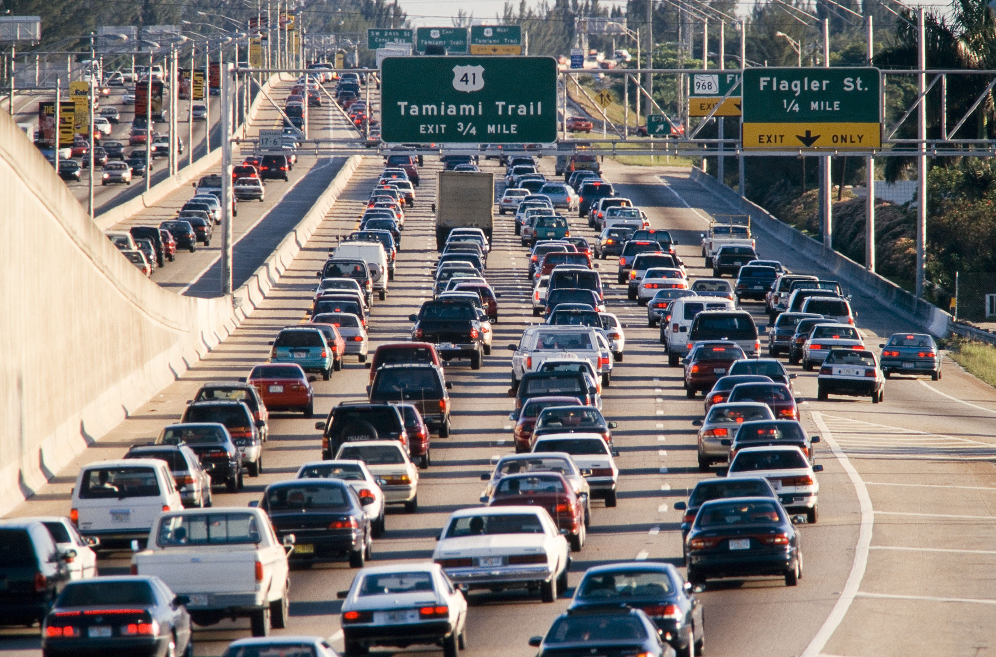 Used Suvs Near Me >> 10 Most-Congested Highways & Cities In The U.S.